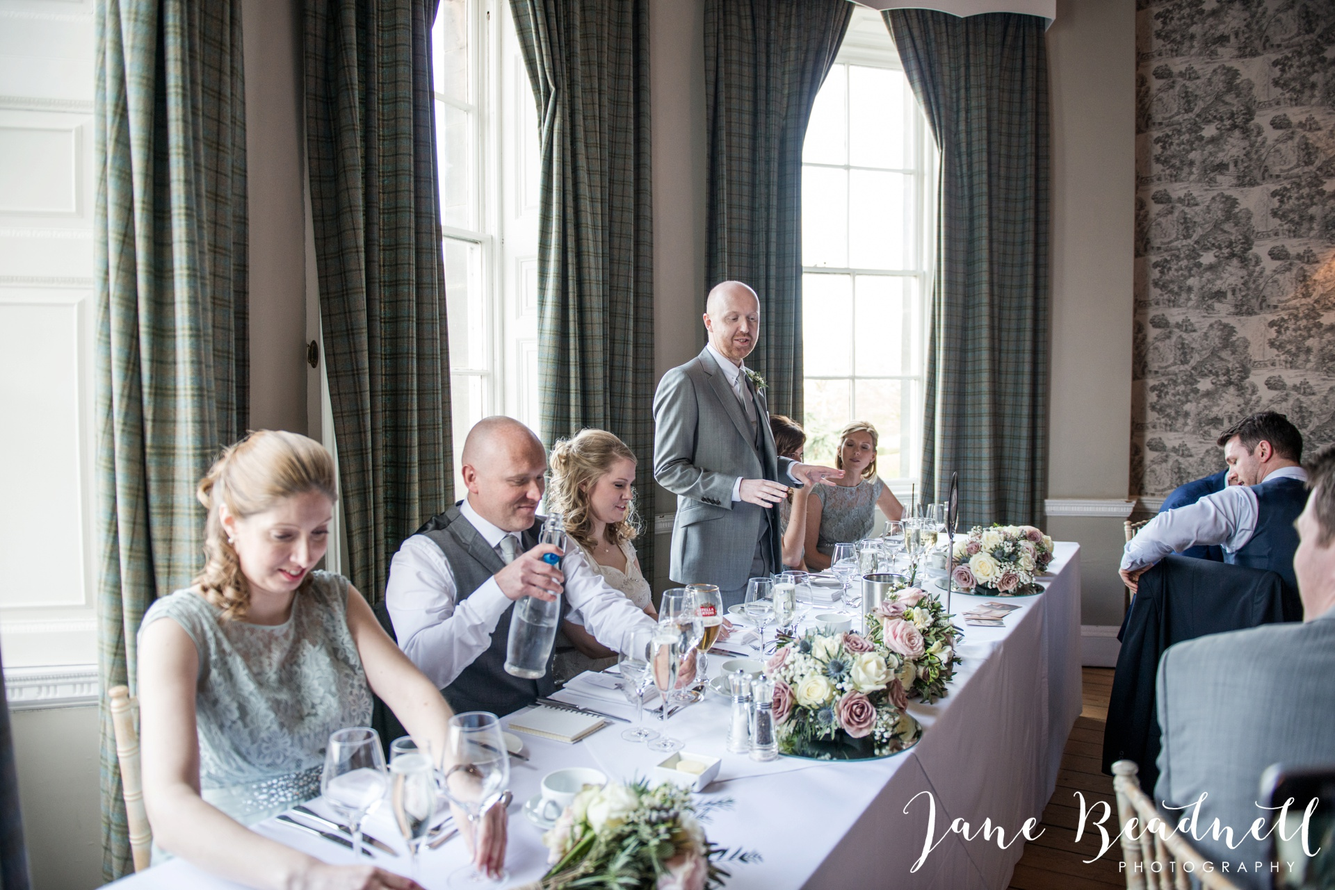 Middleton Lodge wedding photography by fine art wedding photographer Jane Beadnell_0099