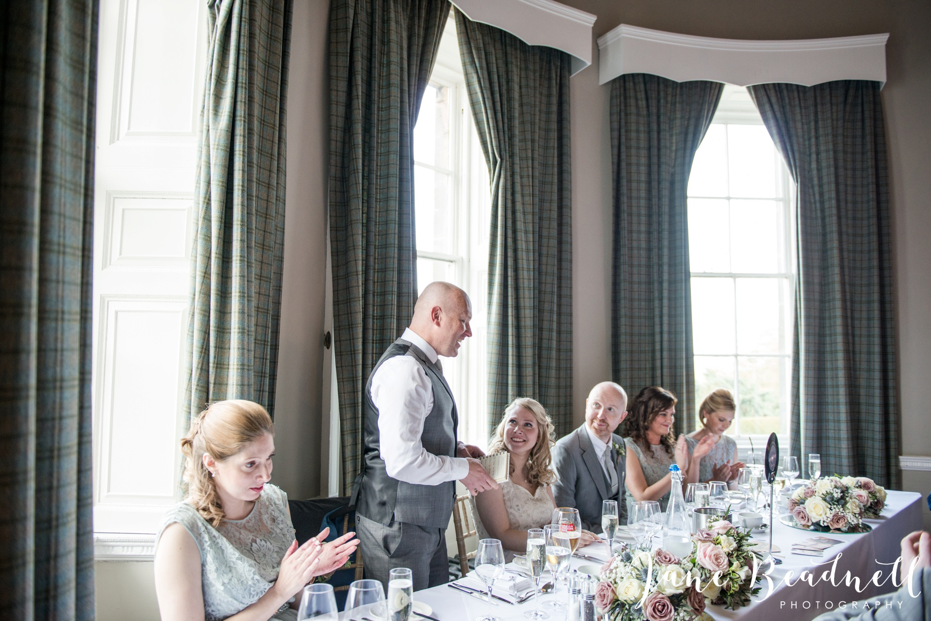 Middleton Lodge wedding photography by fine art wedding photographer Jane Beadnell_0104