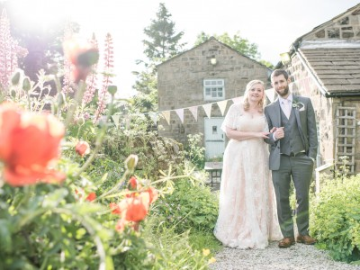 The Cheerful Chilli Barn Wedding, Otley