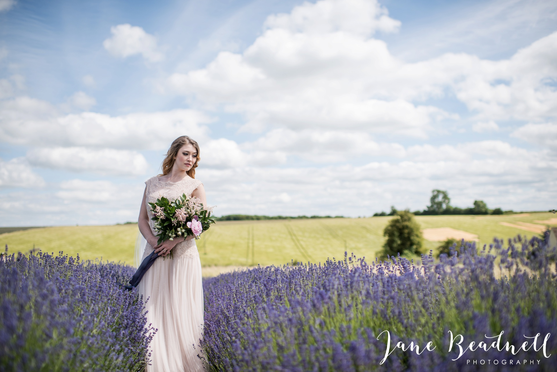 Cotswold Lavender wedding photography by Jane Beadnell Photography_0033