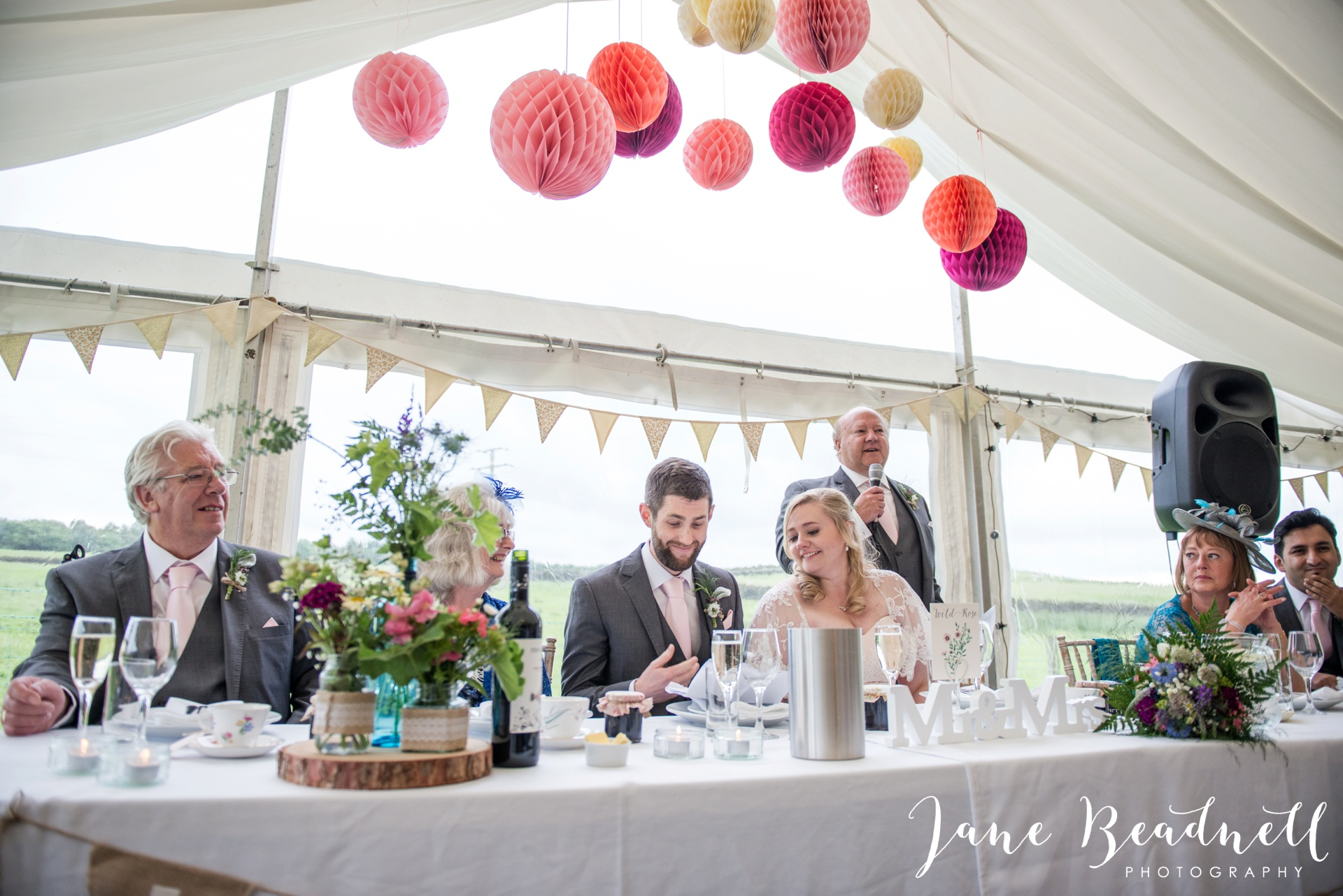 Yorkshire Wedding Photography the cheerful Chilli Barn Wedding by Jane Beadnell Photography_0162