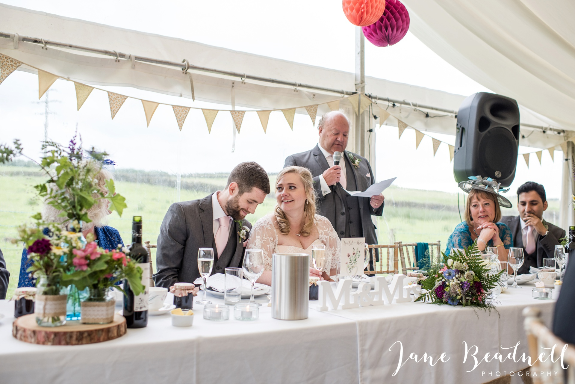 Yorkshire Wedding Photography the cheerful Chilli Barn Wedding by Jane Beadnell Photography_0165