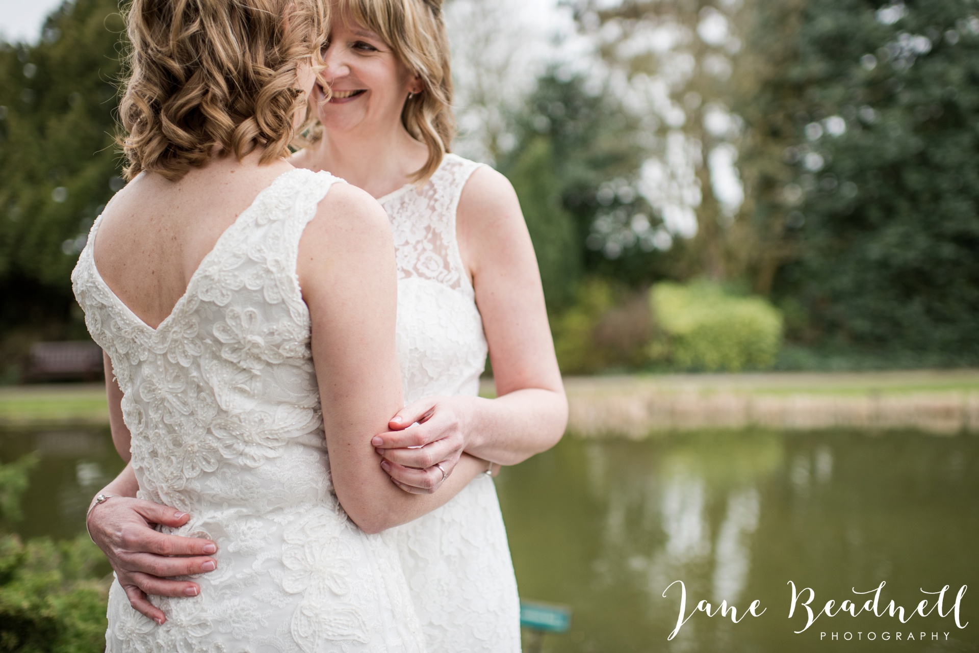 Burnby Hall Gardens wedding photography by Jane Beadnell Photography_0007