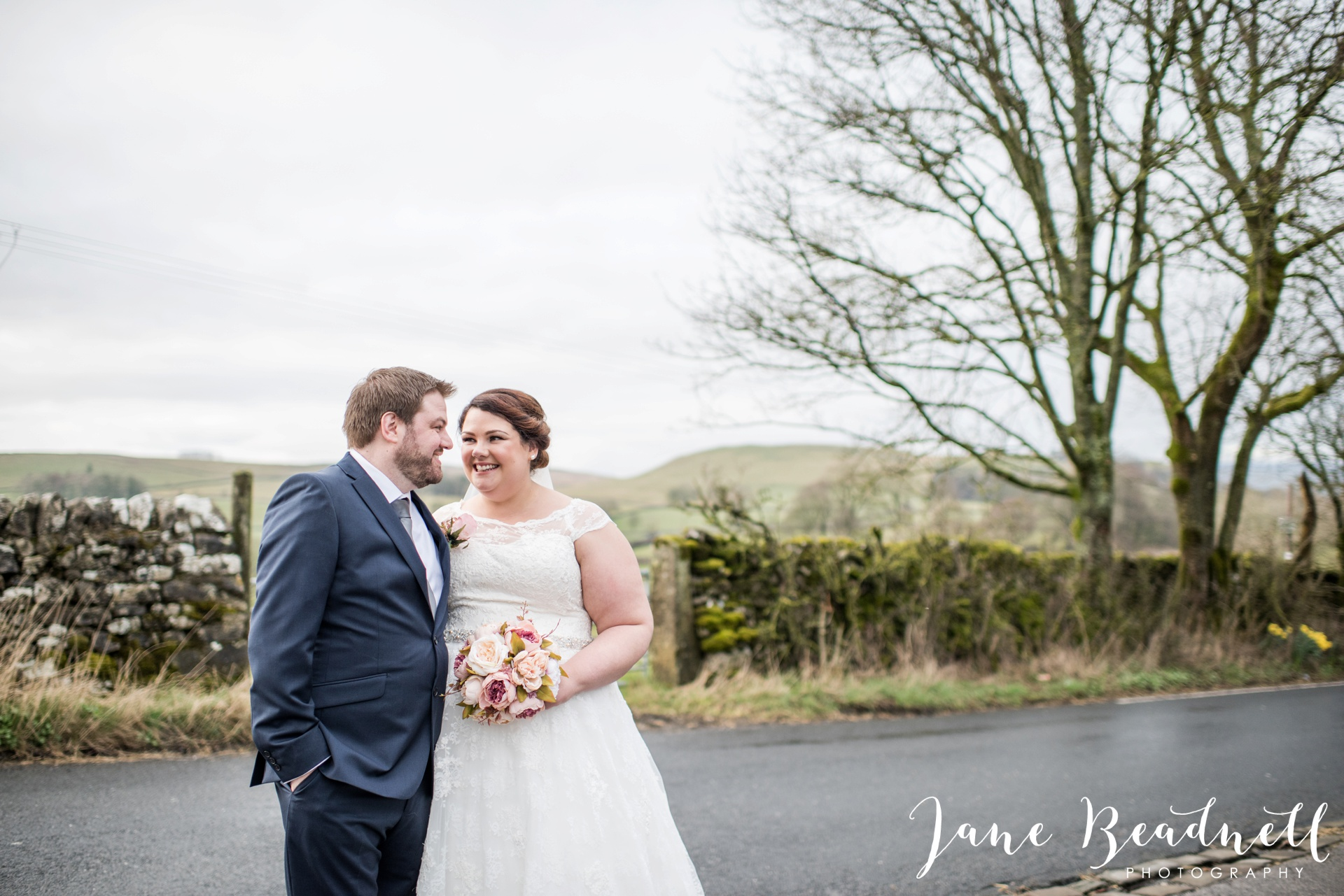 Cracoe Village Hall Wedding Photography by Jane Beadnell Photography fine art wedding photographer Yorkshire_0044