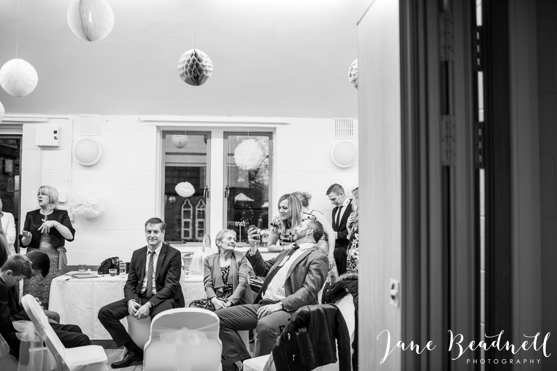 Cracoe Village Hall Wedding Photography by Jane Beadnell Photography fine art wedding photographer Yorkshire_0092