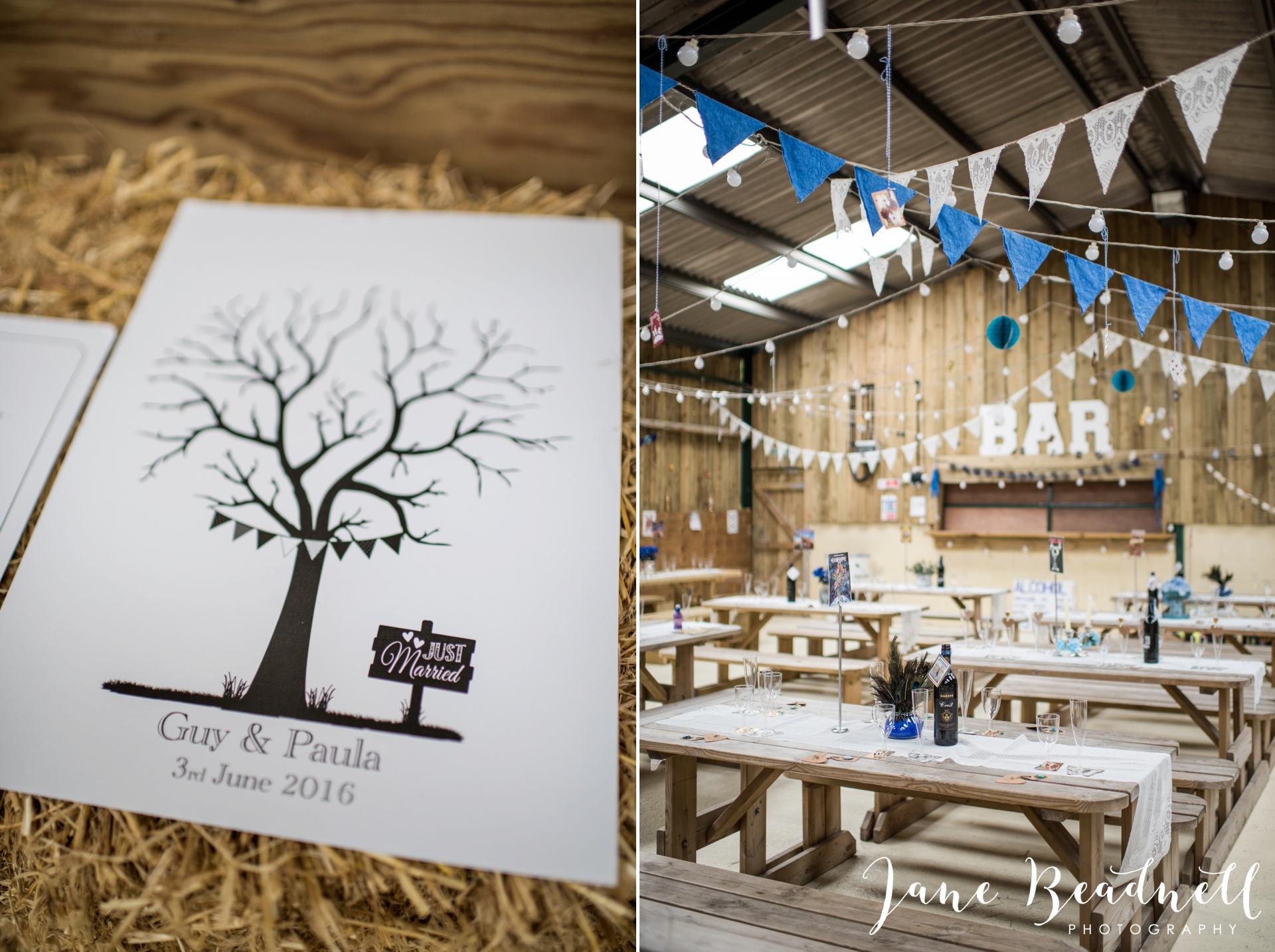 Hill Top Farm Wedding Photography Masham by Jane Beadnell Photography_0025