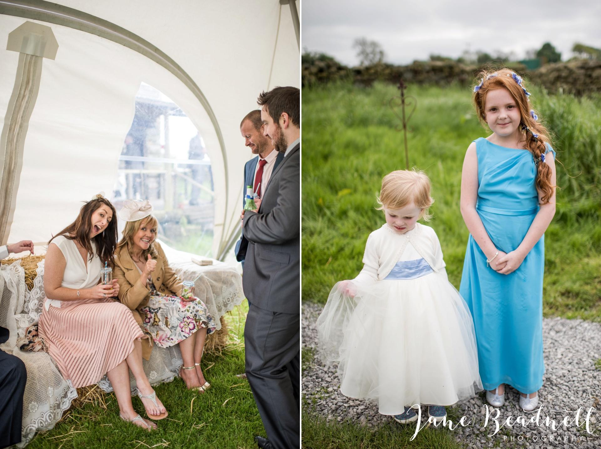 Hill Top Farm Wedding Photography Masham by Jane Beadnell Photography_0049