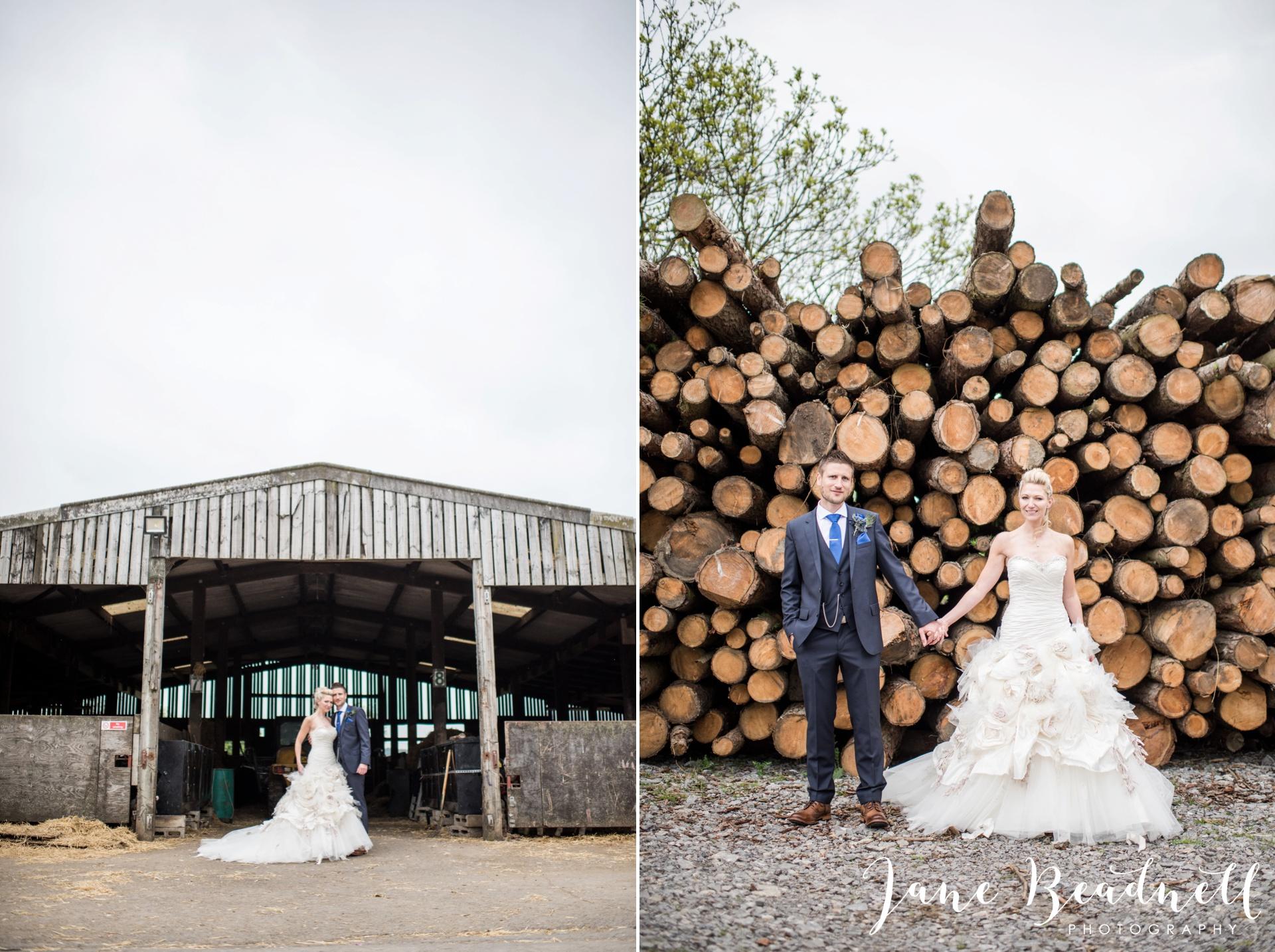 Hill Top Farm Wedding Photography Masham by Jane Beadnell Photography_0063