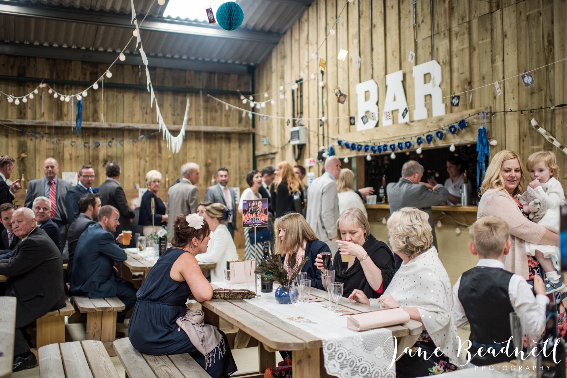 Hill Top Farm Wedding Photography Masham by Jane Beadnell Photography_0080