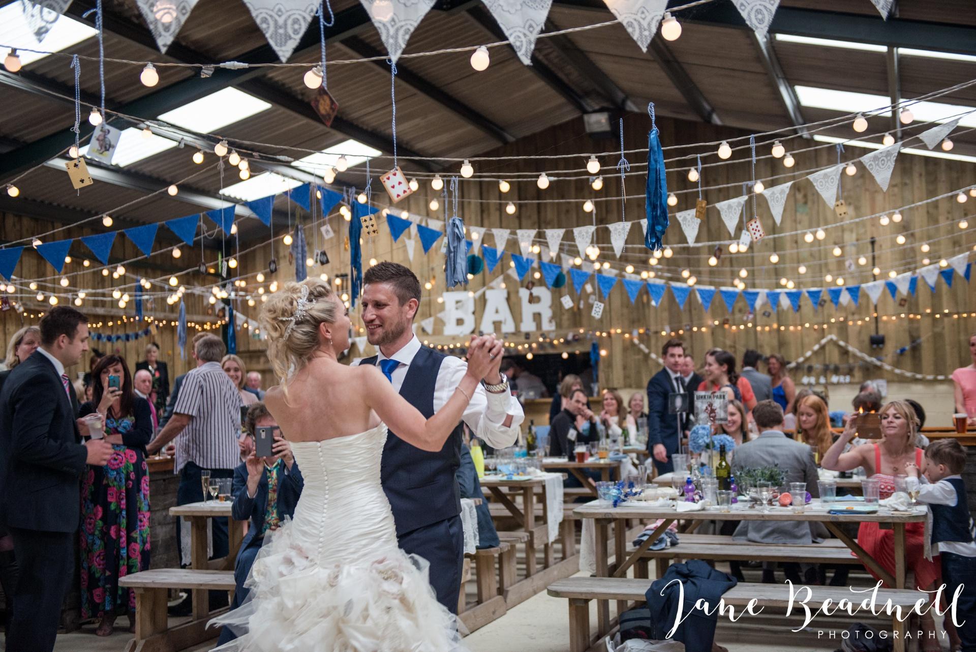 Hill Top Farm Wedding Photography Masham by Jane Beadnell Photography_0111