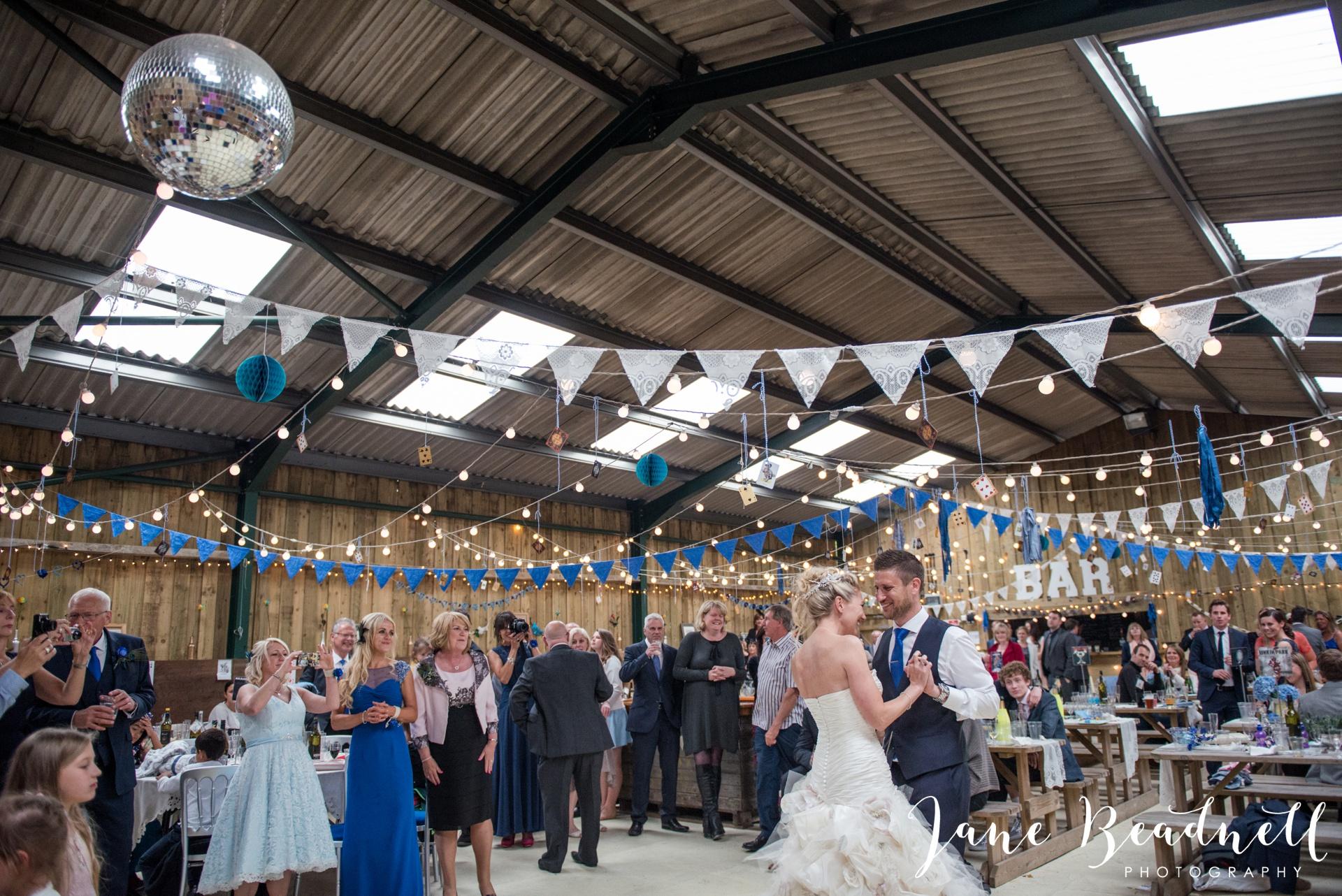 Hill Top Farm Wedding Photography Masham by Jane Beadnell Photography_0112