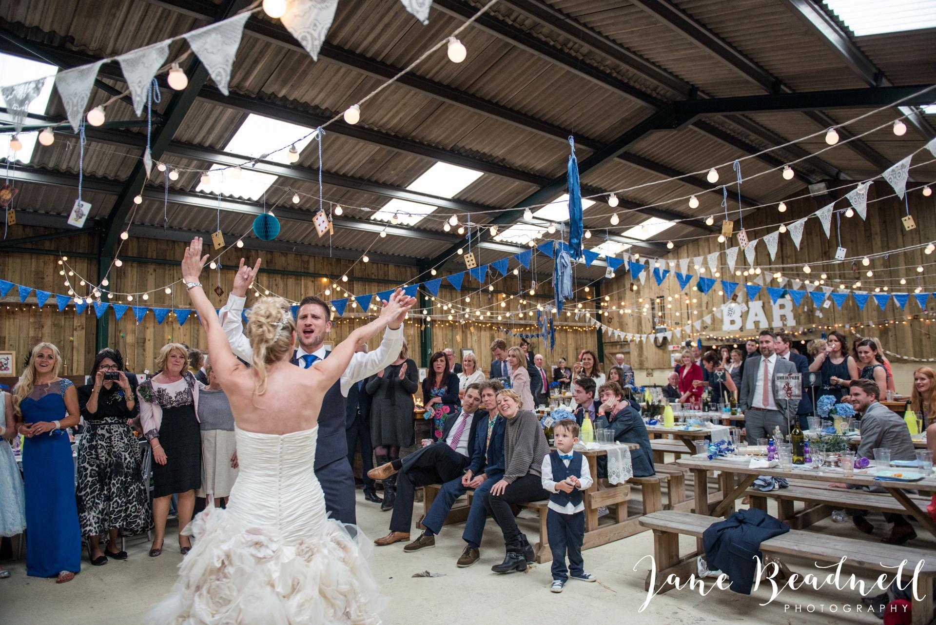 Hill Top Farm Wedding Photography Masham by Jane Beadnell Photography_0114