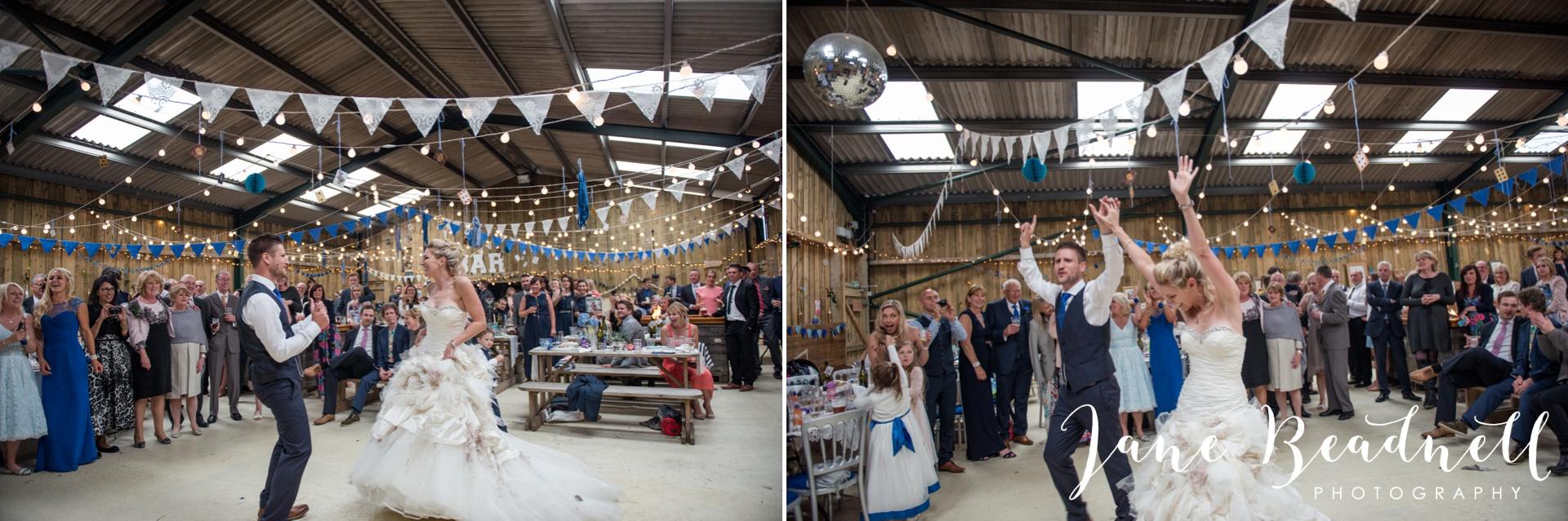 Hill Top Farm Wedding Photography Masham by Jane Beadnell Photography_0115