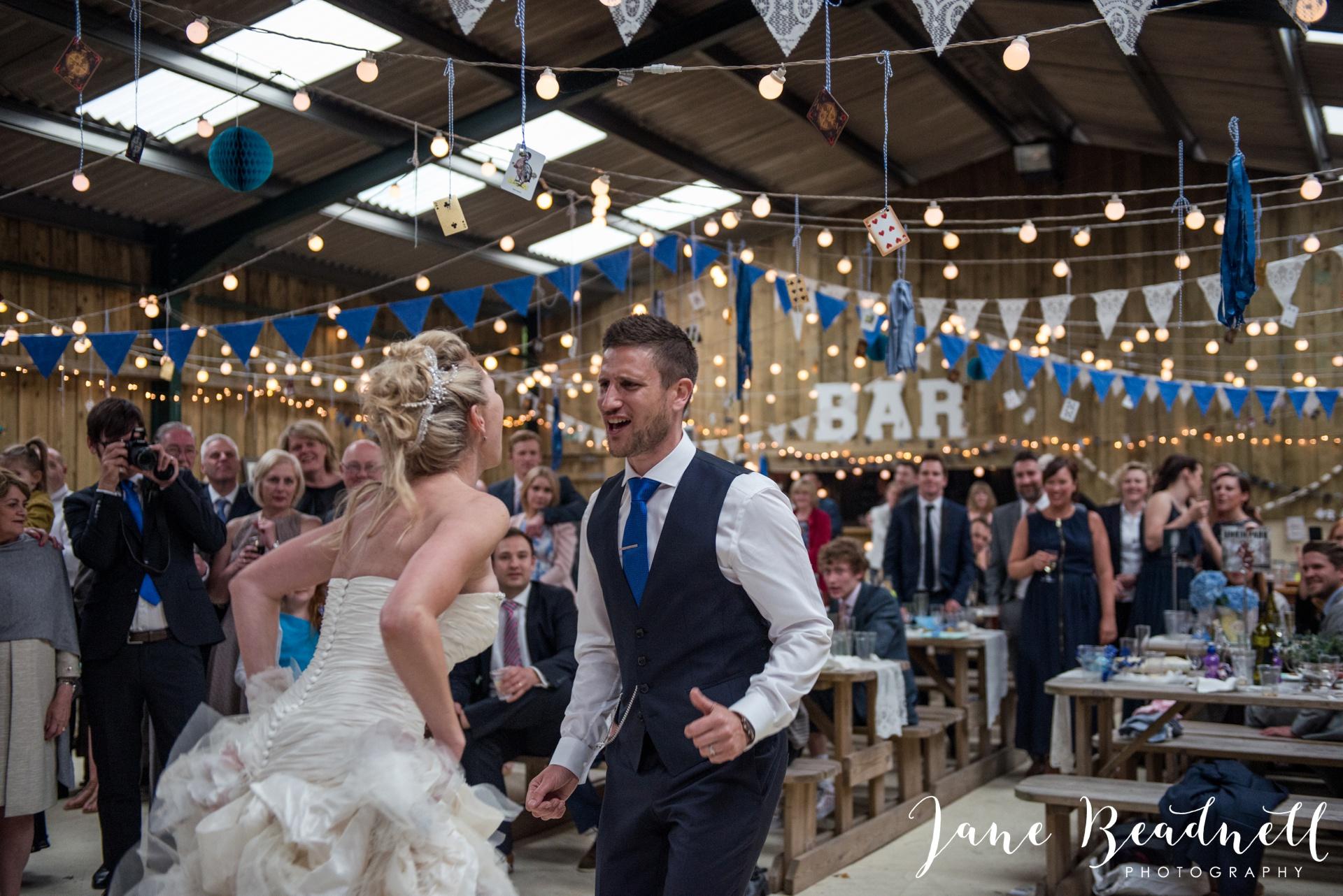 Hill Top Farm Wedding Photography Masham by Jane Beadnell Photography_0116