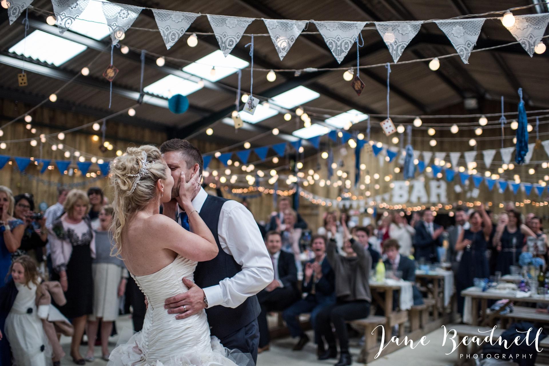 Hill Top Farm Wedding Photography Masham by Jane Beadnell Photography_0117