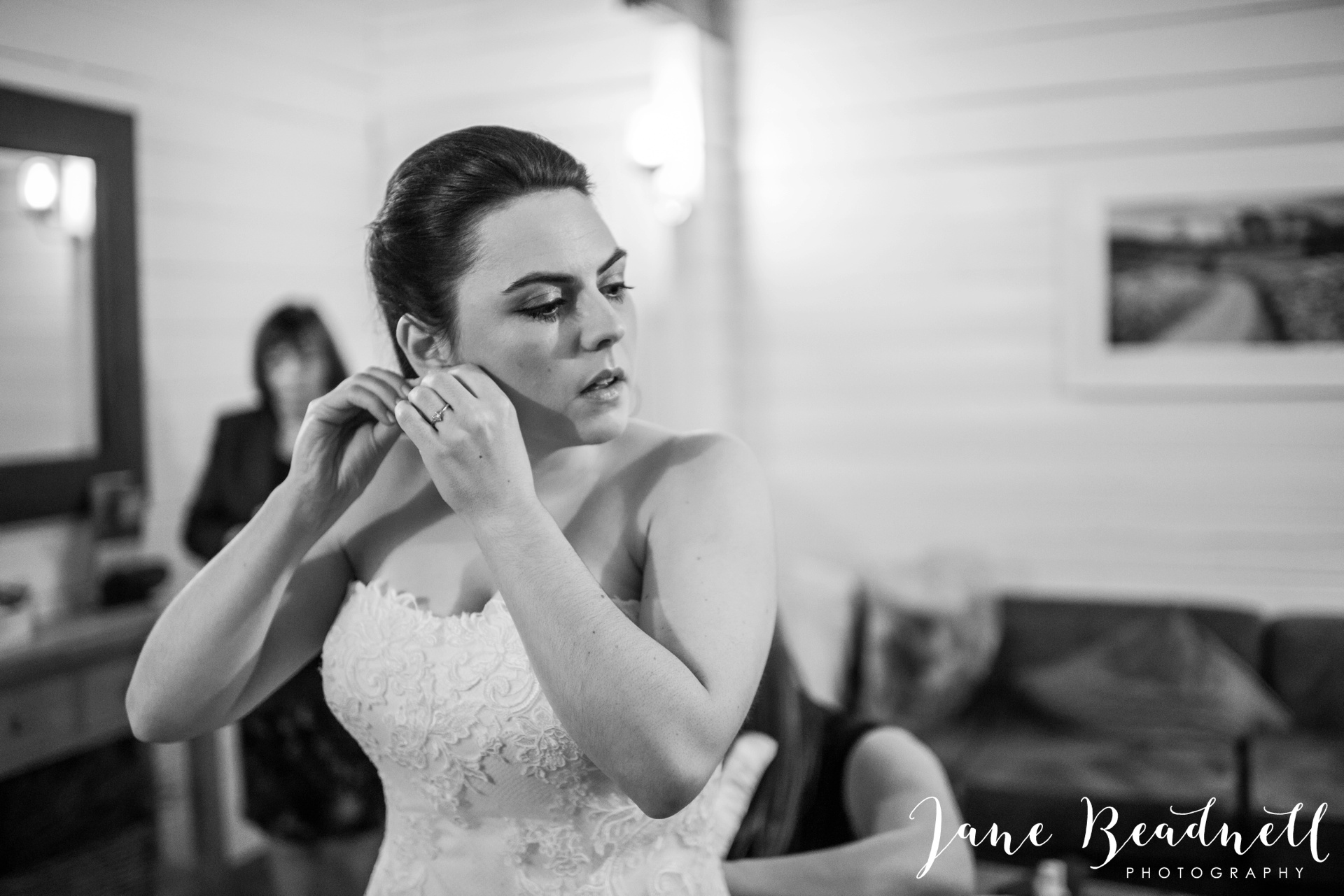 Otley Chevin Country Spa Hotel wedding Otley by Jane Beadnell Photography_0020