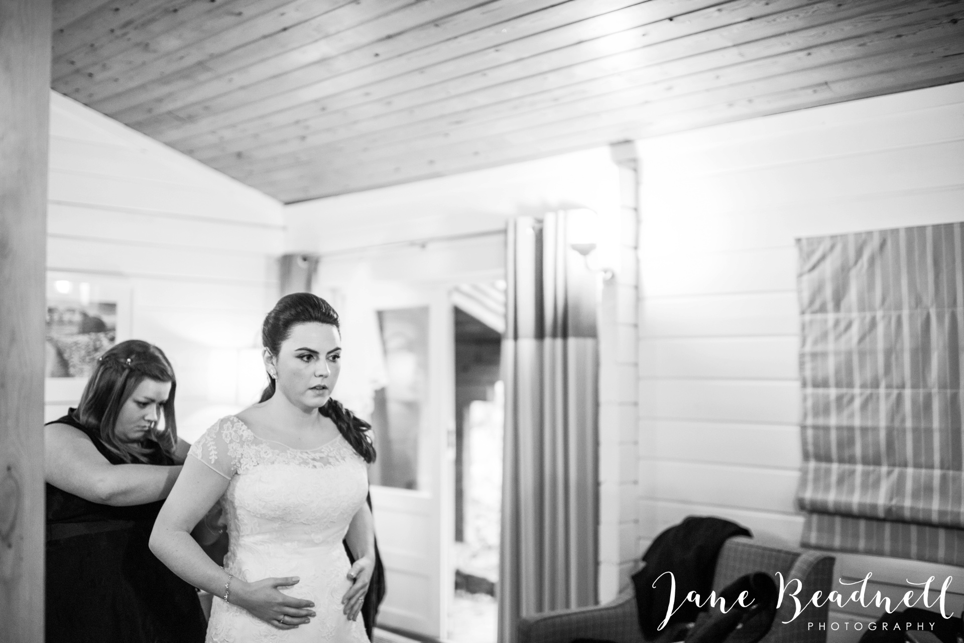 Otley Chevin Country Spa Hotel wedding Otley by Jane Beadnell Photography_0021