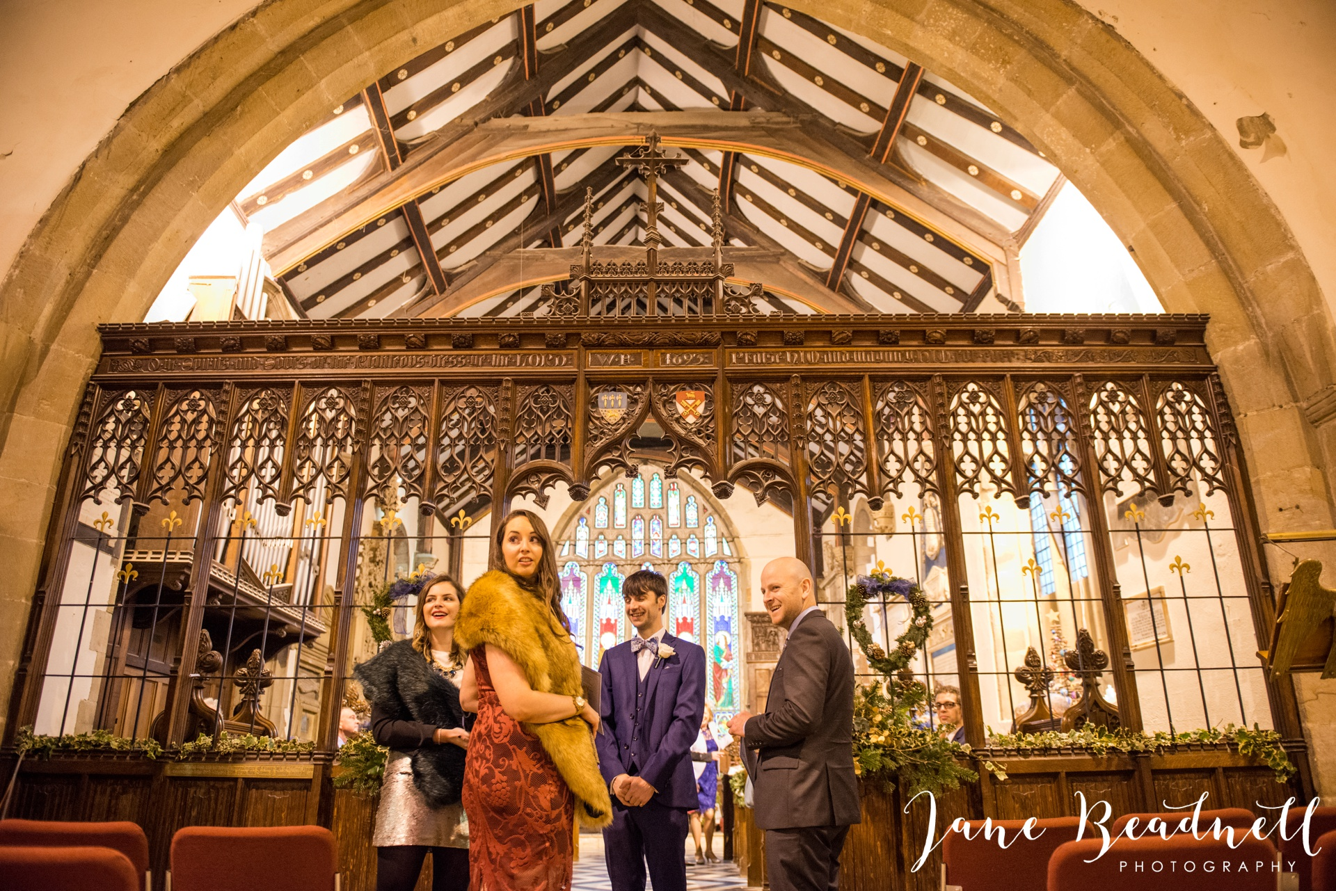 Otley Chevin Country Spa Hotel wedding Otley by Jane Beadnell Photography_0024