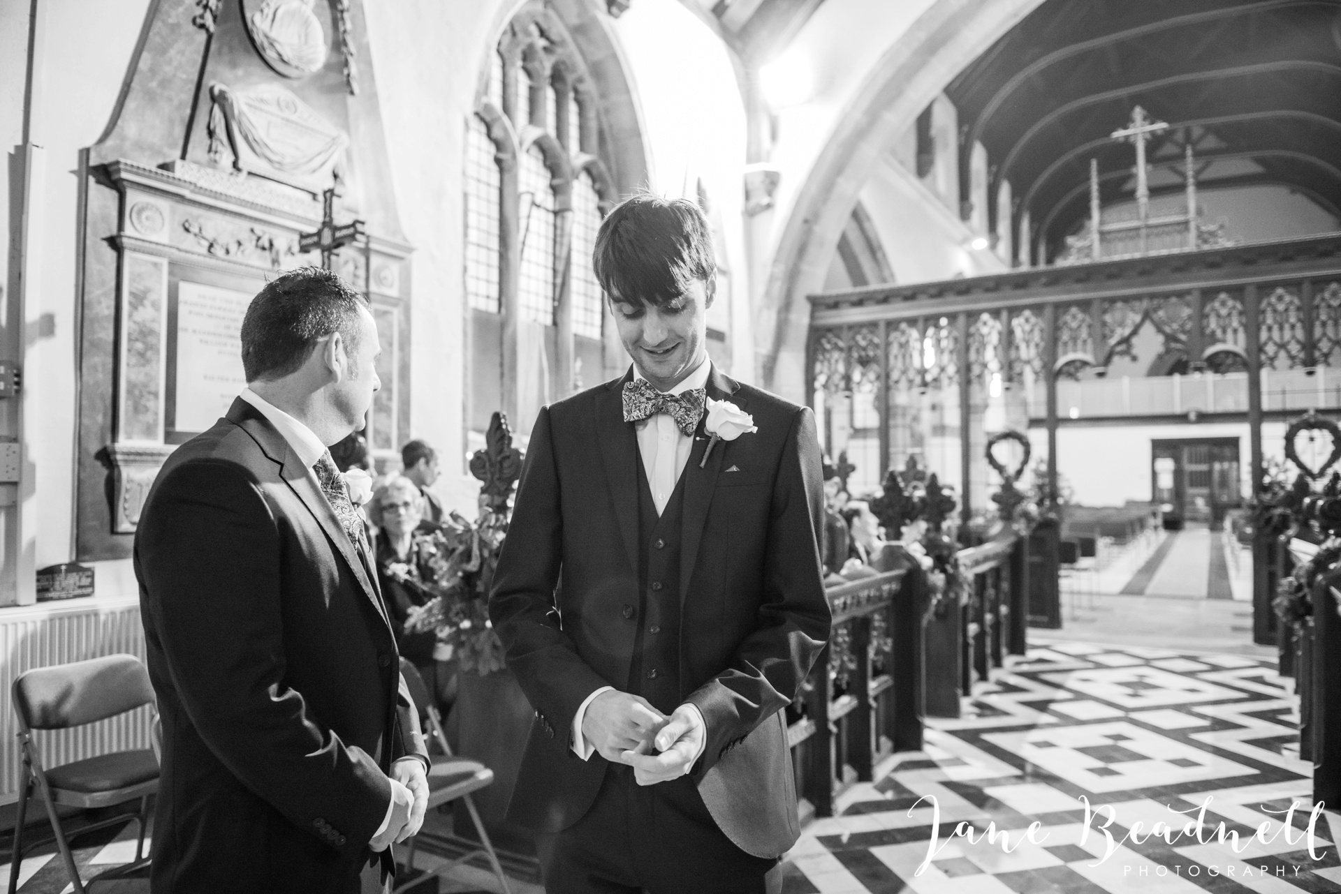 Otley Chevin Country Spa Hotel wedding Otley by Jane Beadnell Photography_0030