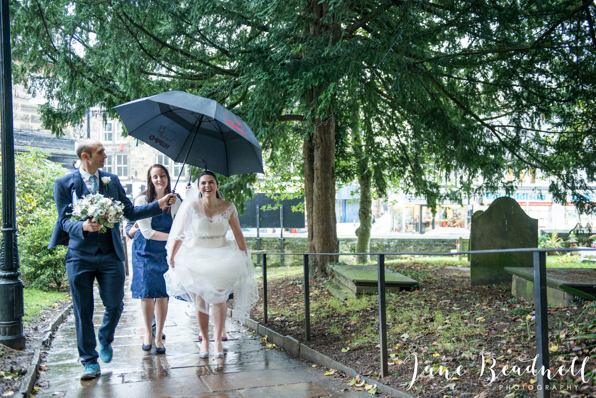 Otley Chevin Country Spa Hotel wedding Otley by Jane Beadnell Photography_0032