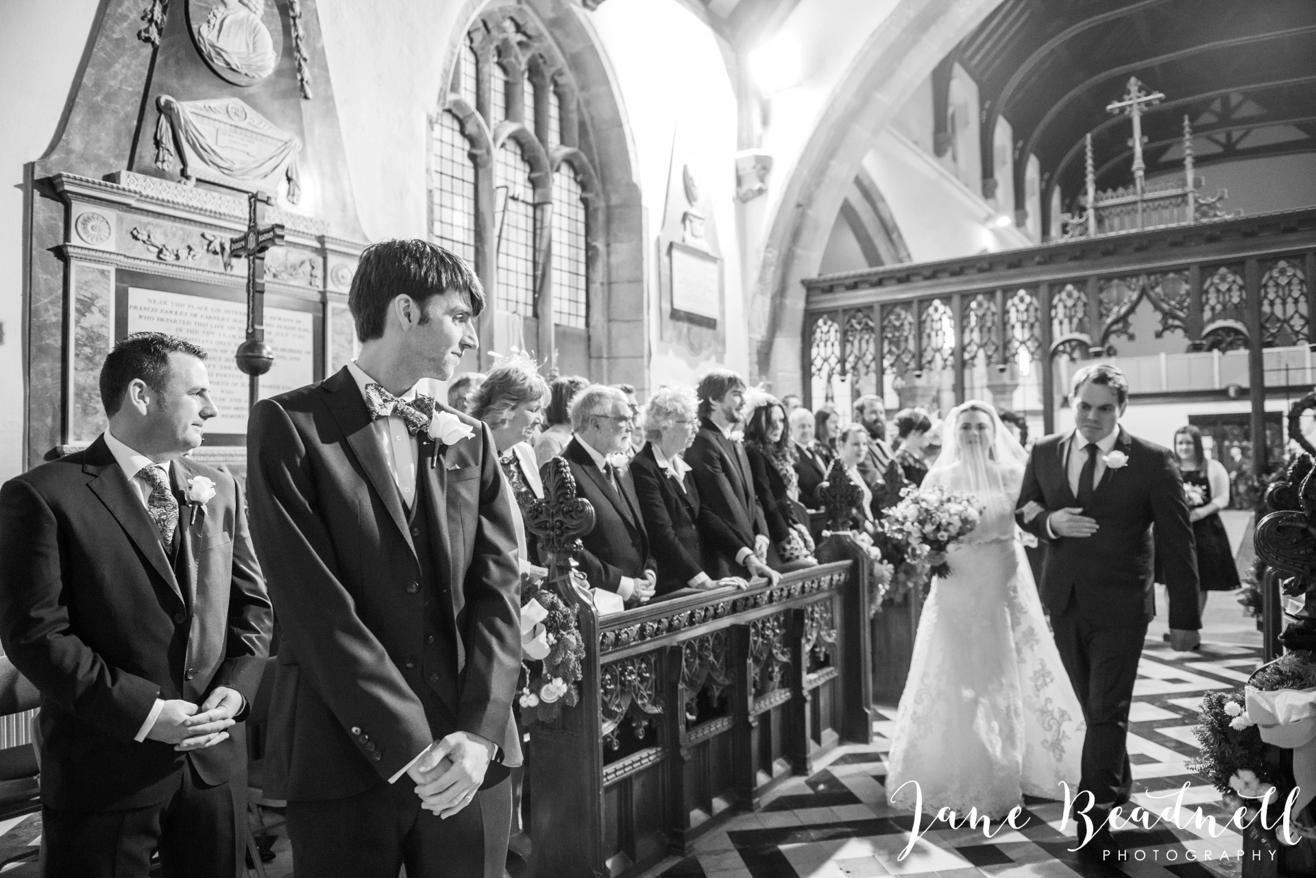 Otley Chevin Country Spa Hotel wedding Otley by Jane Beadnell Photography_0034