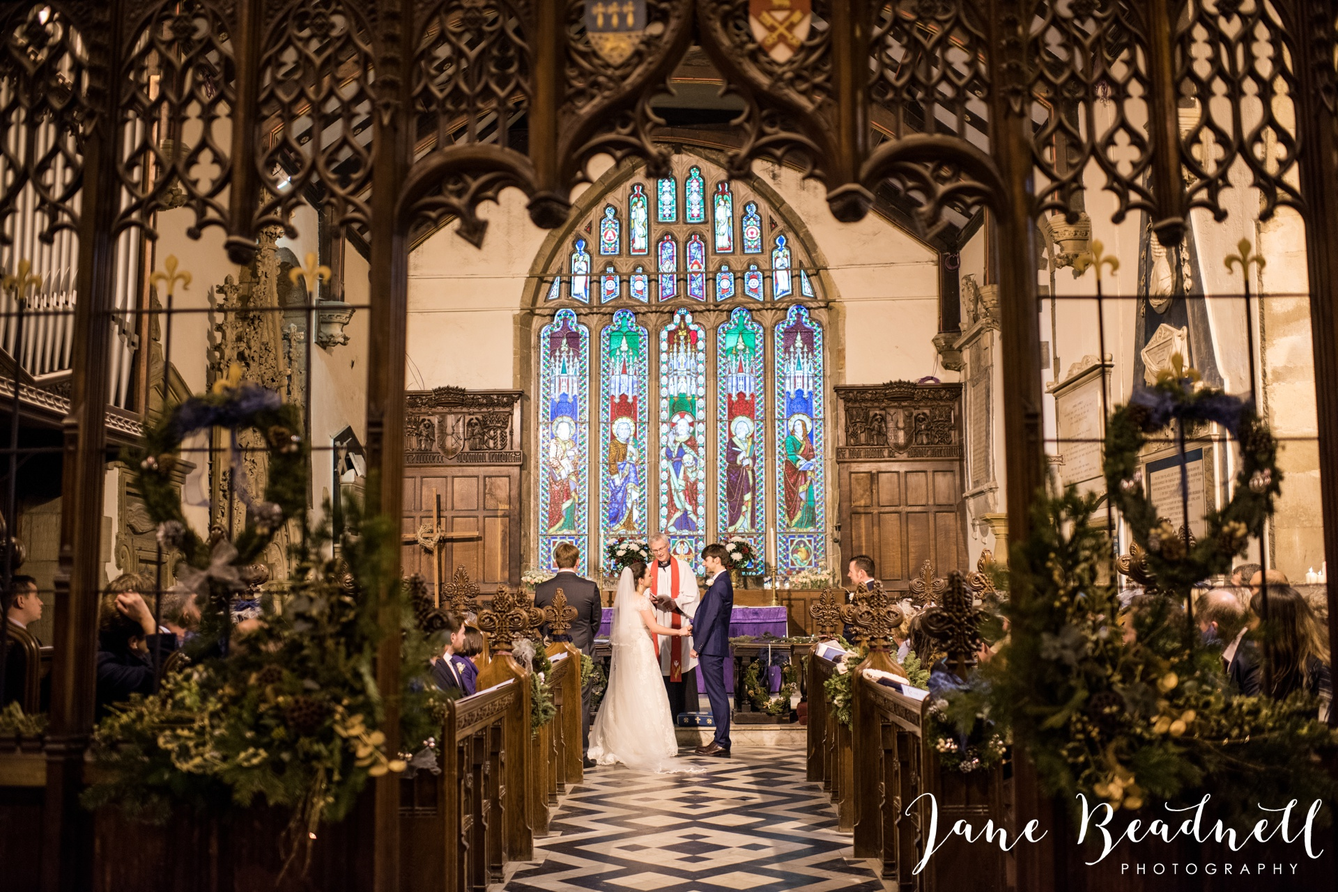 Otley Chevin Country Spa Hotel wedding Otley by Jane Beadnell Photography_0038