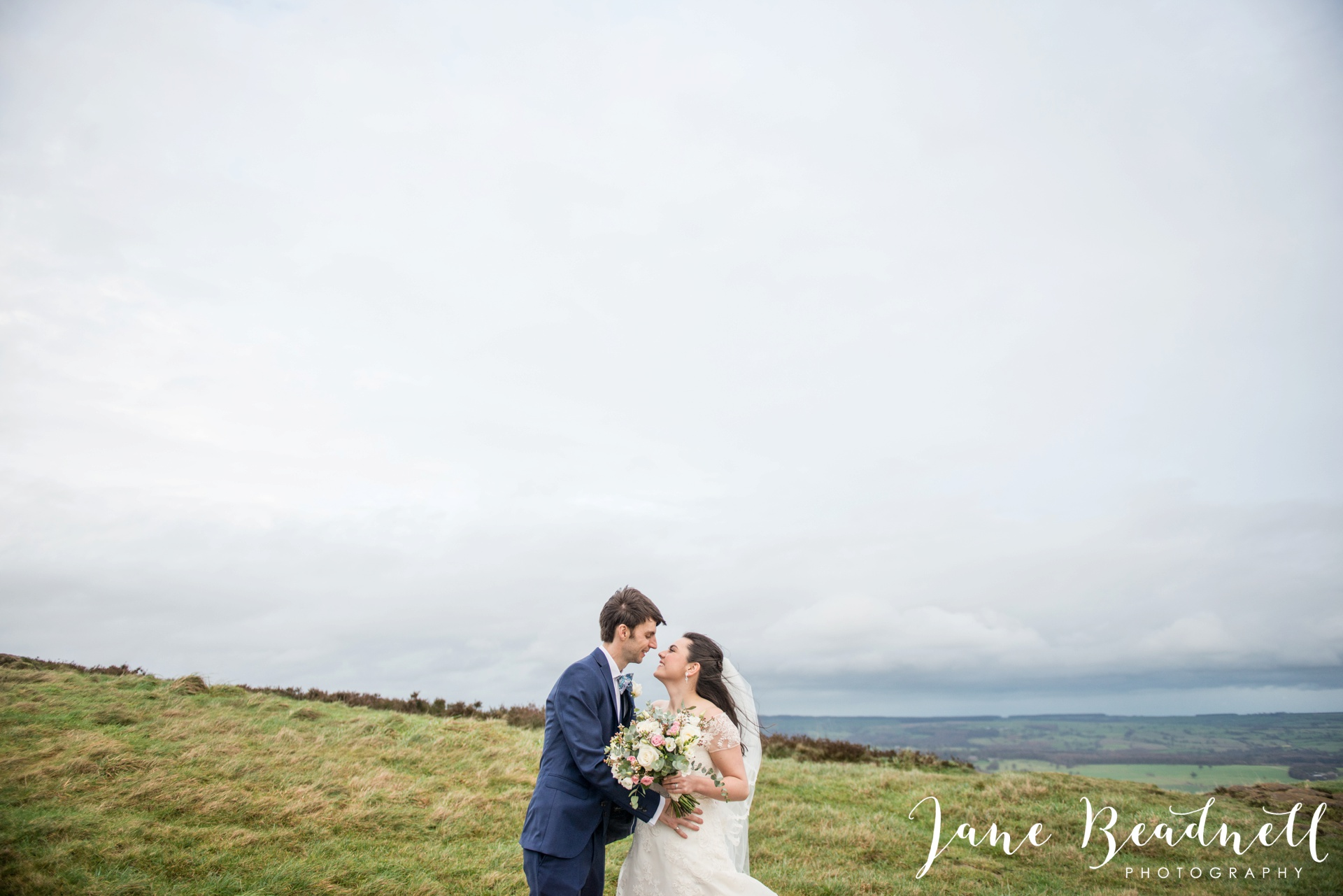 Otley Chevin Country Spa Hotel wedding Otley by Jane Beadnell Photography_0053