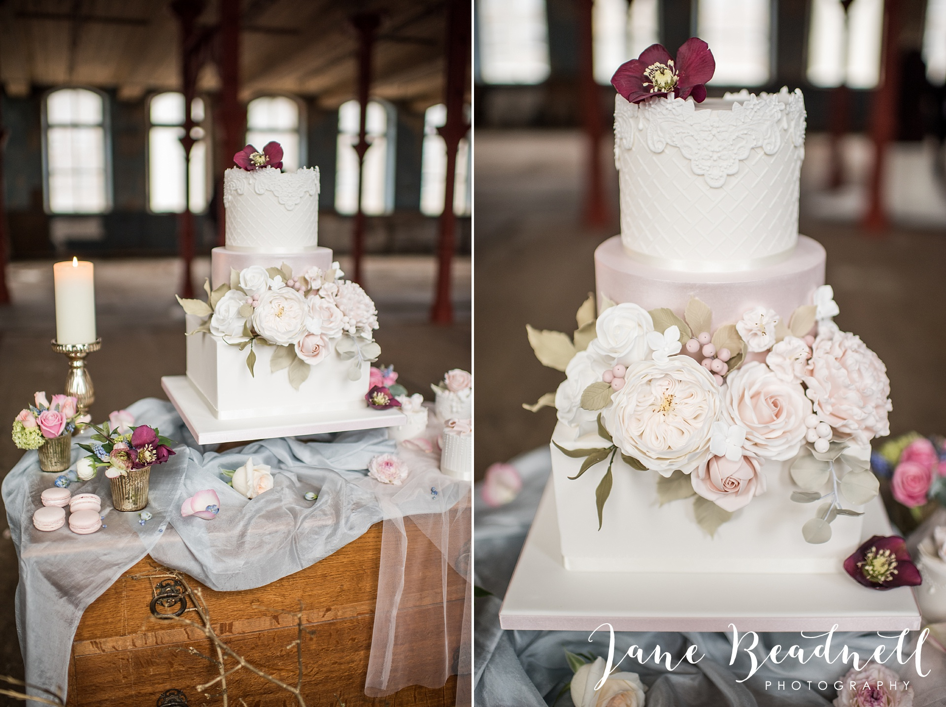 Ballet themed styled wedding shoot at Dalton Mills by Jane Beadnell Photography-0_0031