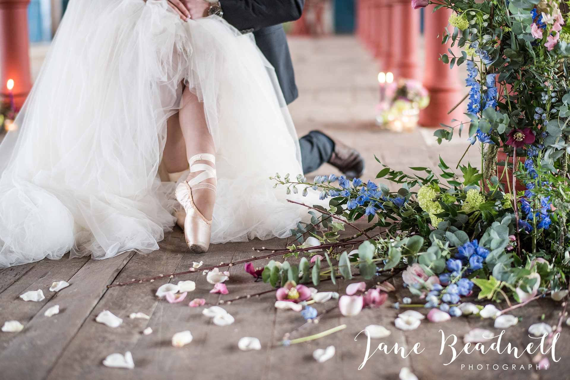 Ballet themed styled wedding shoot at Dalton Mills by Jane Beadnell Photography-0_0071