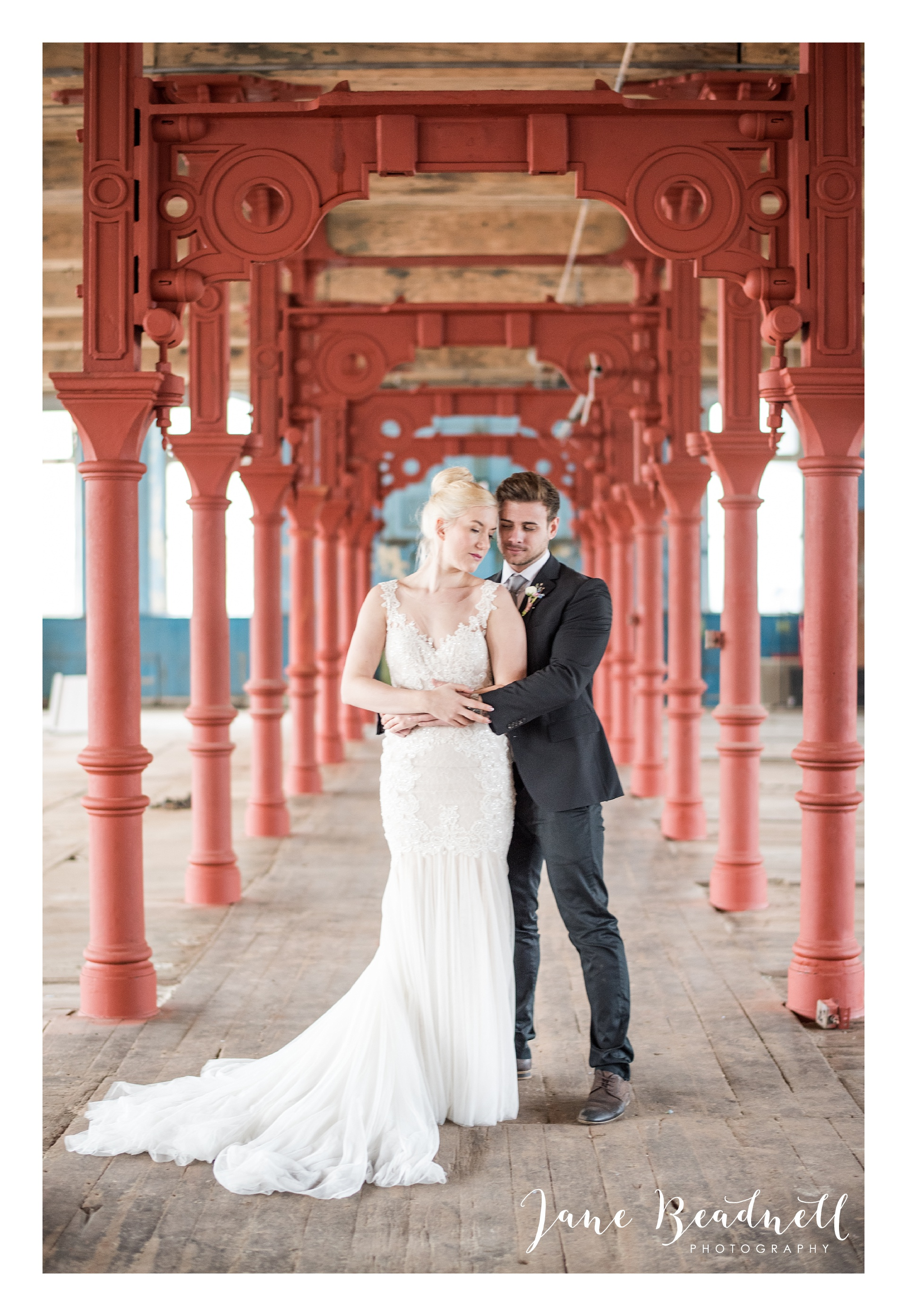 Ballet themed styled wedding shoot at Dalton Mills by Jane Beadnell Photography-0_0081