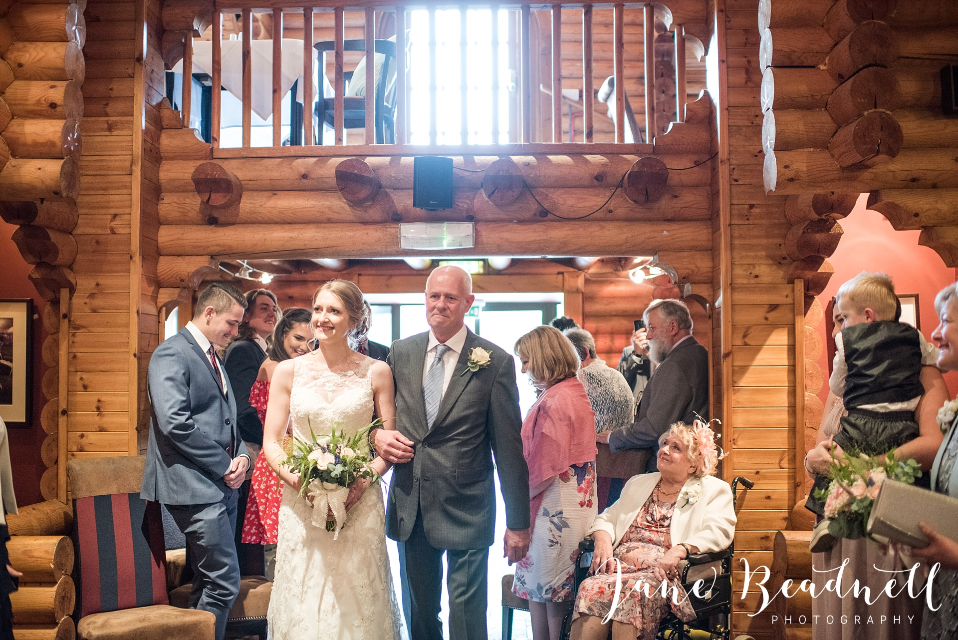 Otley Chevin Lodge wedding photography by Jane Beadnell Photography Leeds_0045