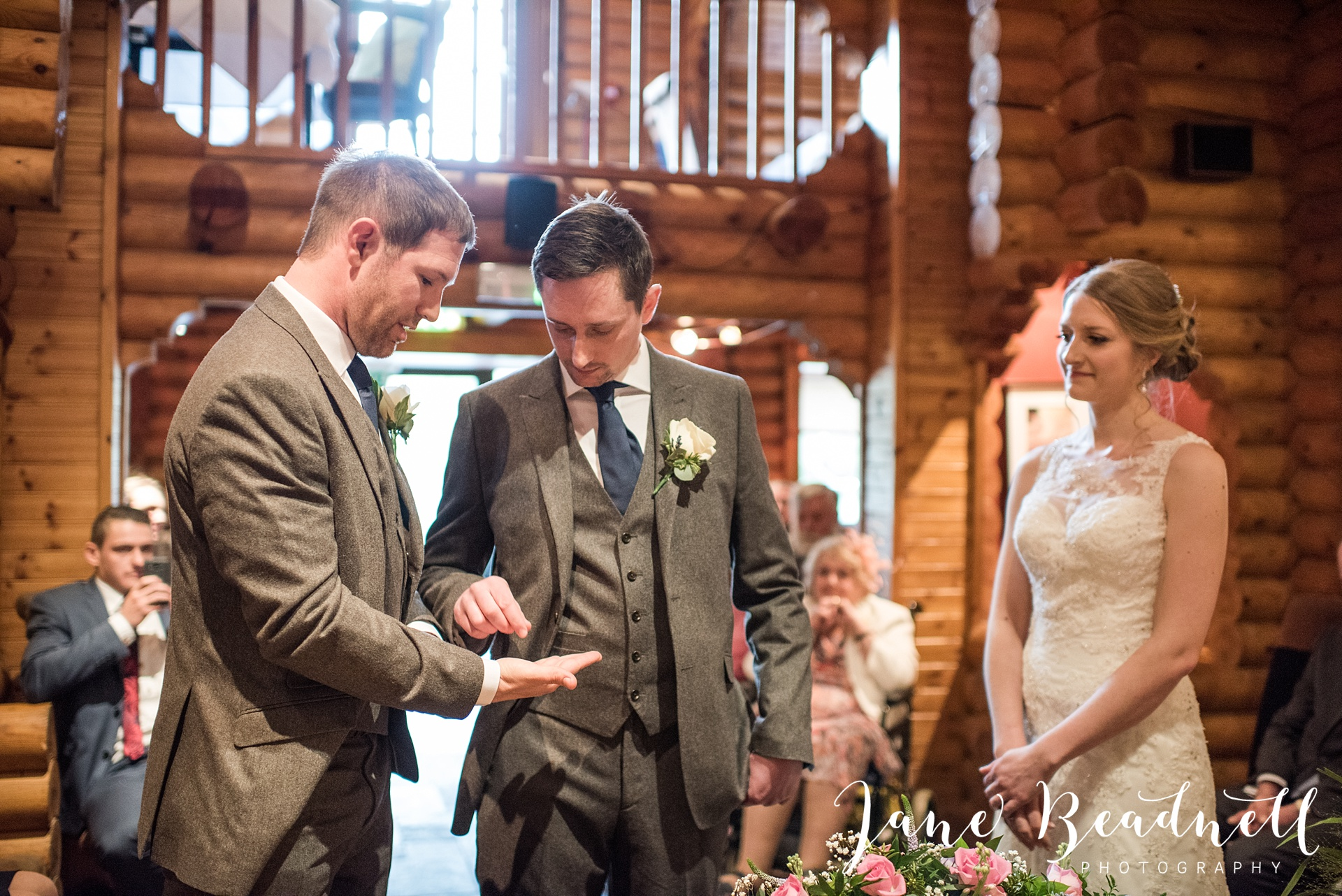 Otley Chevin Lodge wedding photography by Jane Beadnell Photography Leeds_0052