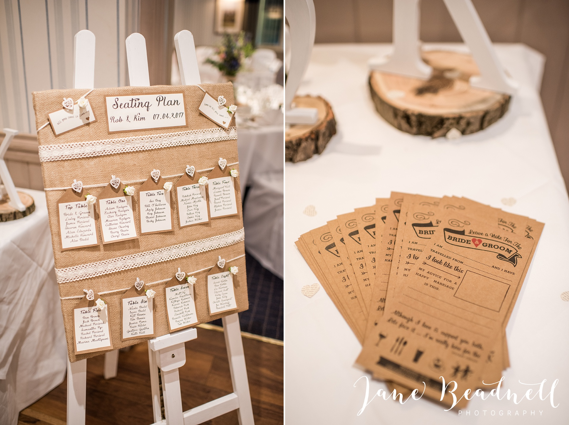 Otley Chevin Lodge wedding photography by Jane Beadnell Photography Leeds_0125