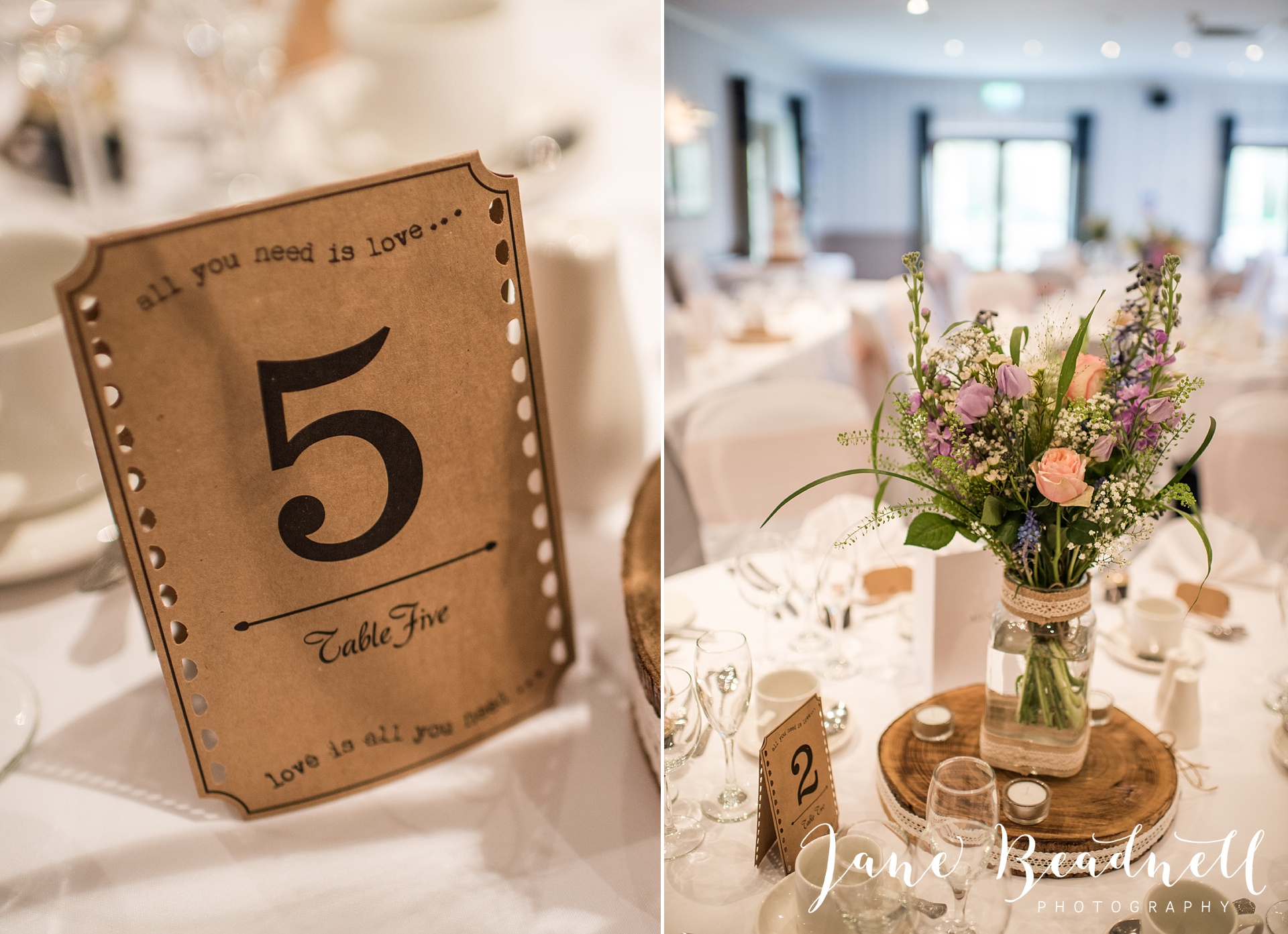 Otley Chevin Lodge wedding photography by Jane Beadnell Photography Leeds_0128