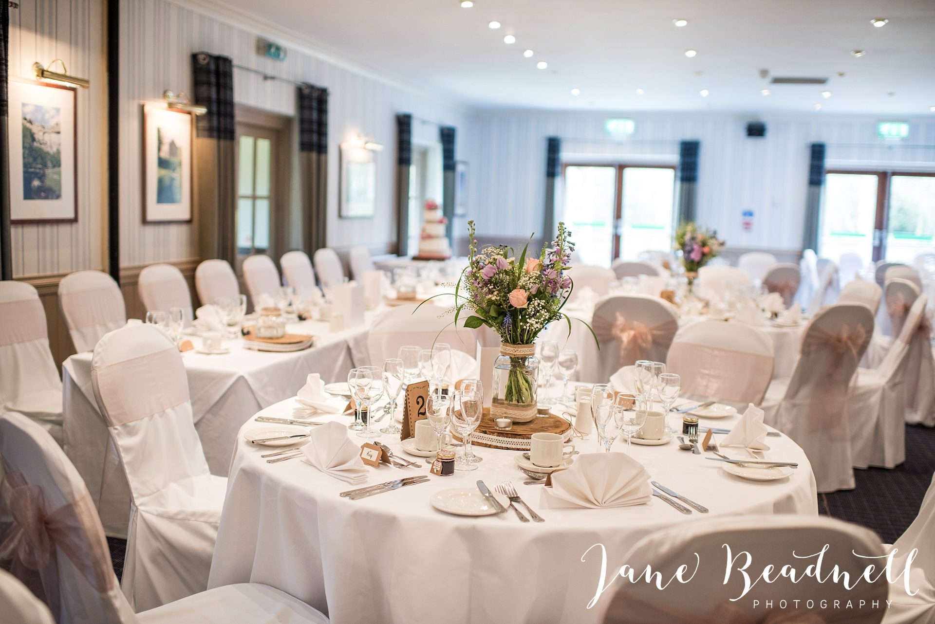 Otley Chevin Lodge wedding photography by Jane Beadnell Photography Leeds_0130