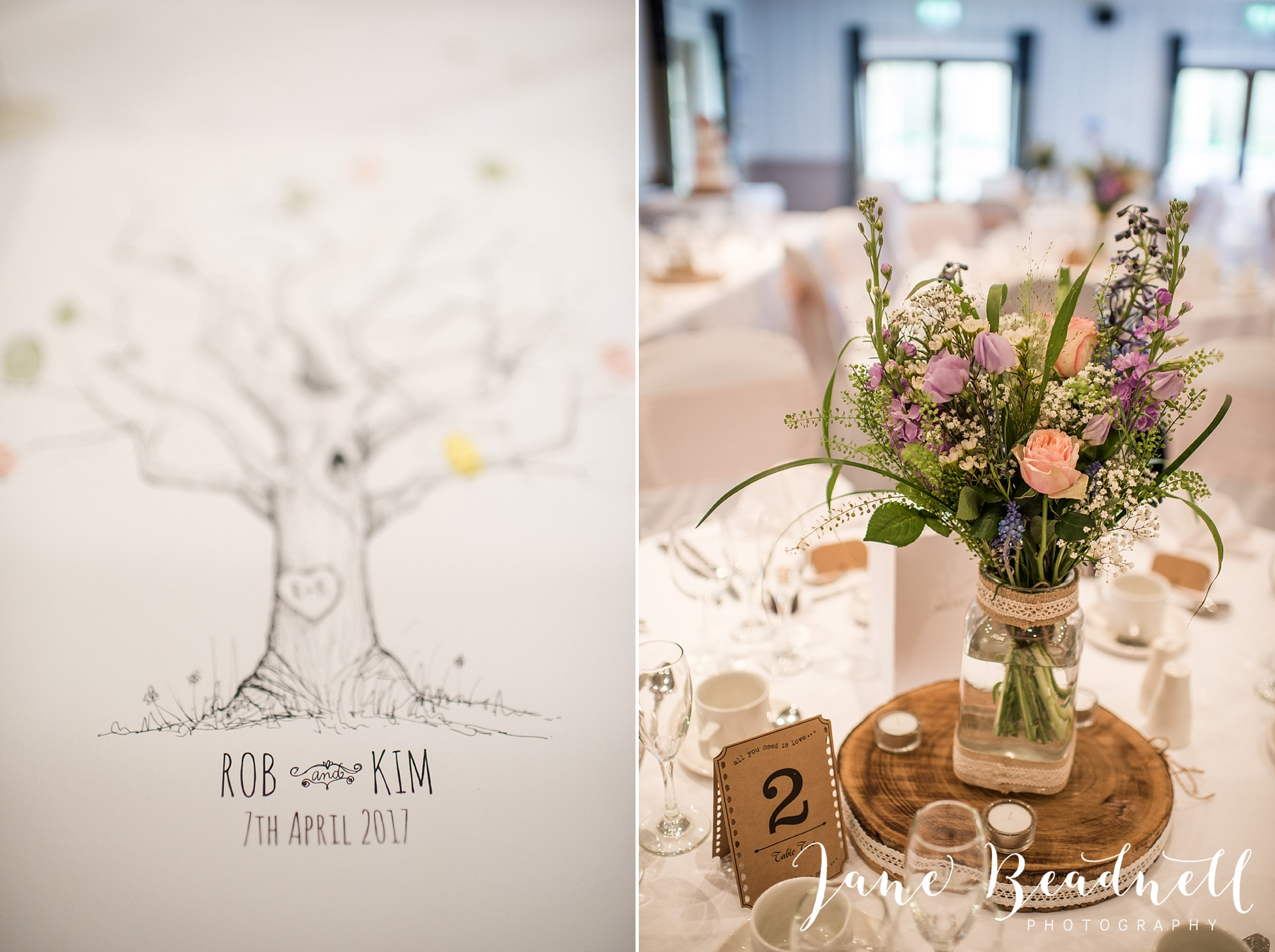 Otley Chevin Lodge wedding photography by Jane Beadnell Photography Leeds_0131