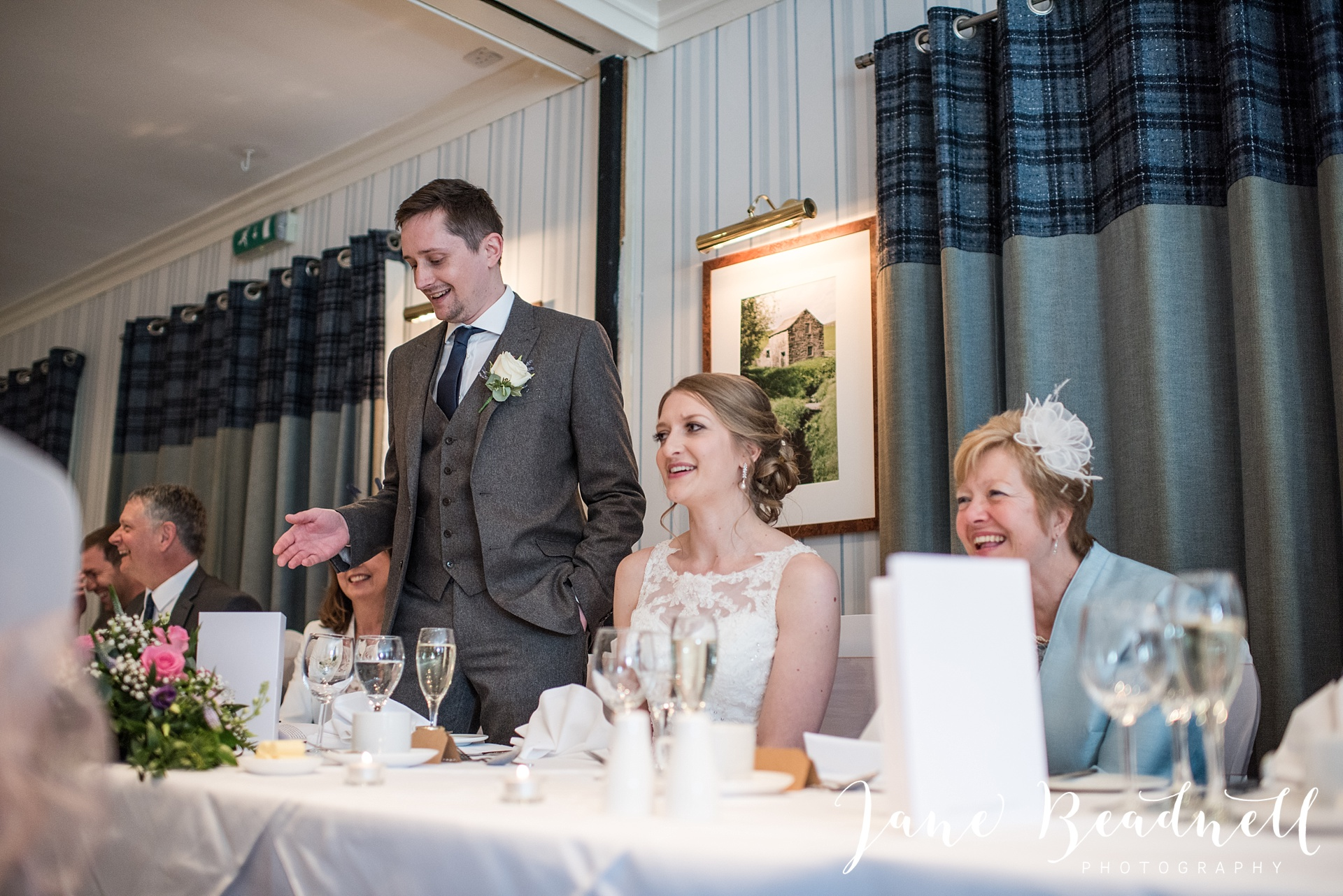 Otley Chevin Lodge wedding photography by Jane Beadnell Photography Leeds_0148