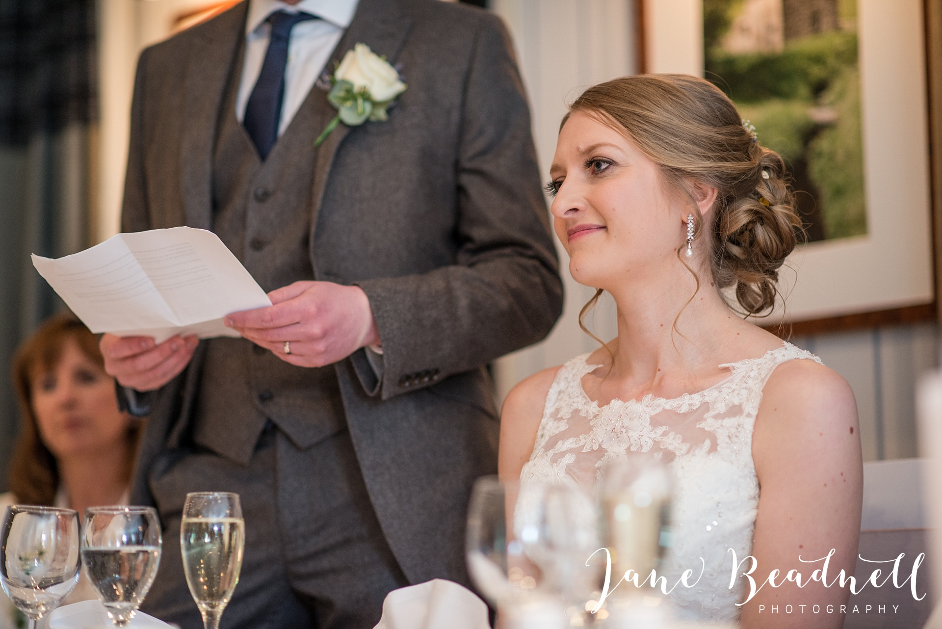 Otley Chevin Lodge wedding photography by Jane Beadnell Photography Leeds_0149