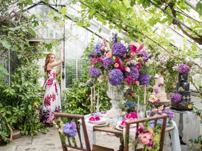 Braisty Estate Wedding Styled Shoot