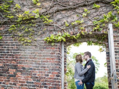 Harewood House Engagement Shoot