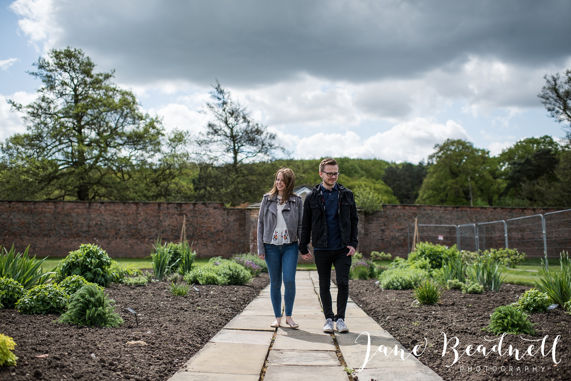 Harewood House Engagement shoot by wedding photographer Jane Beadnell Photography_0031