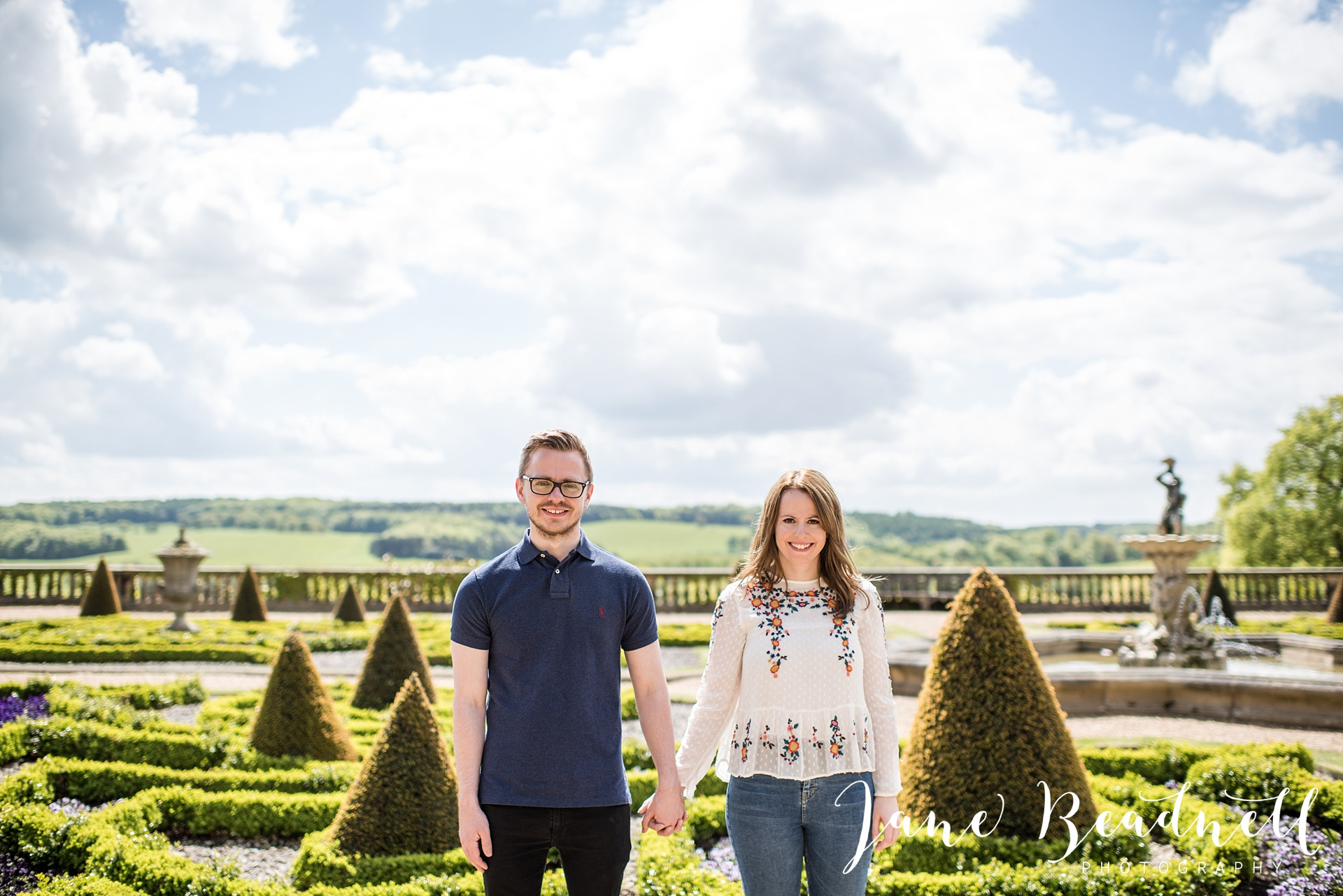 Harewood House Engagement shoot by wedding photographer Jane Beadnell Photography_0041
