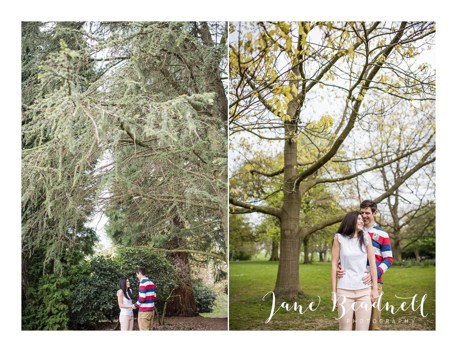Yorkshire Sculpture Park Engagement Shoot Leeds wedding photographer Jane Beadnell_0018