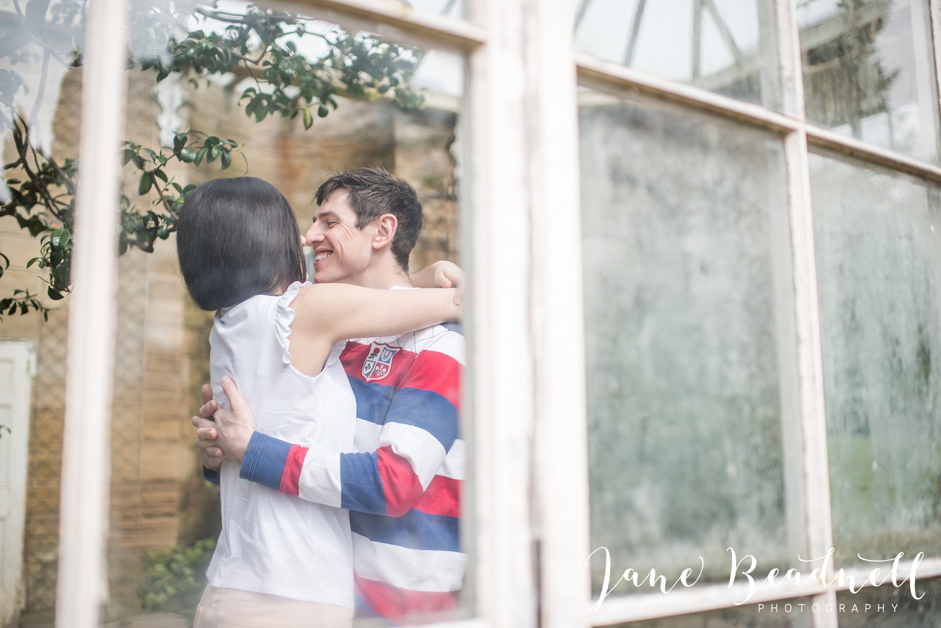 Yorkshire Sculpture Park Engagement Shoot Leeds wedding photographer Jane Beadnell_0028