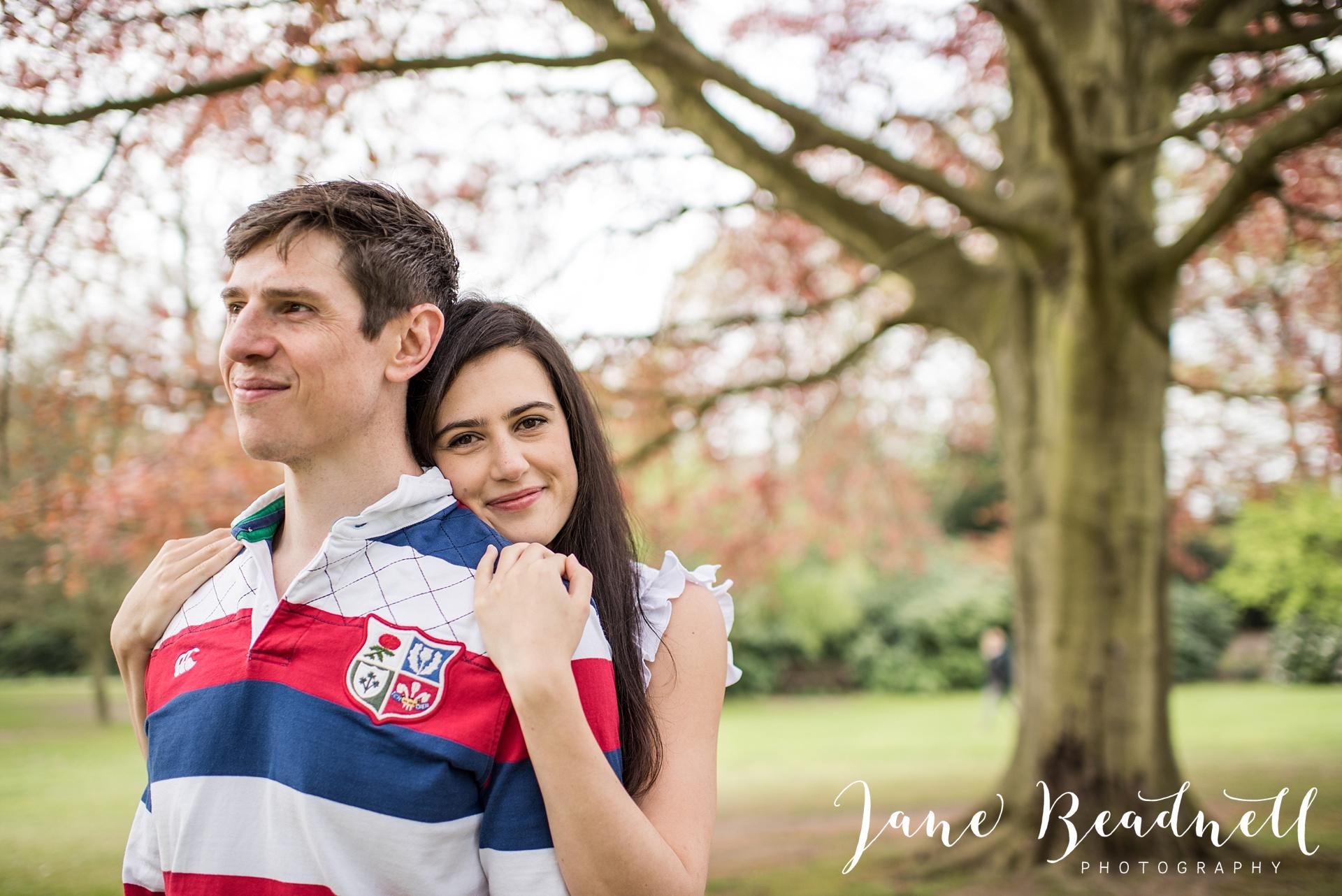Yorkshire Sculpture Park Engagement Shoot Leeds wedding photographer Jane Beadnell_0032