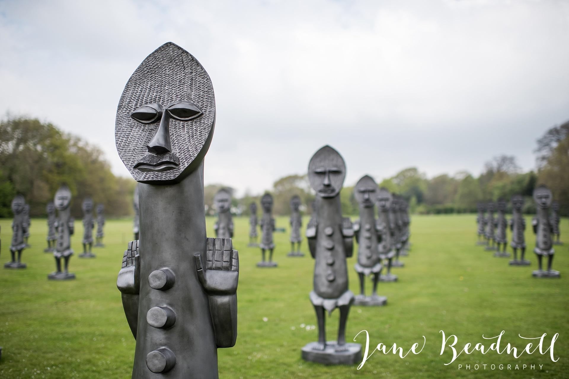 Yorkshire Sculpture Park Engagement Shoot Leeds wedding photographer Jane Beadnell_0033