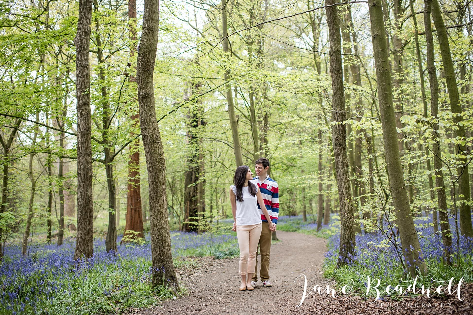 Yorkshire Sculpture Park Engagement Shoot Leeds wedding photographer Jane Beadnell_0058