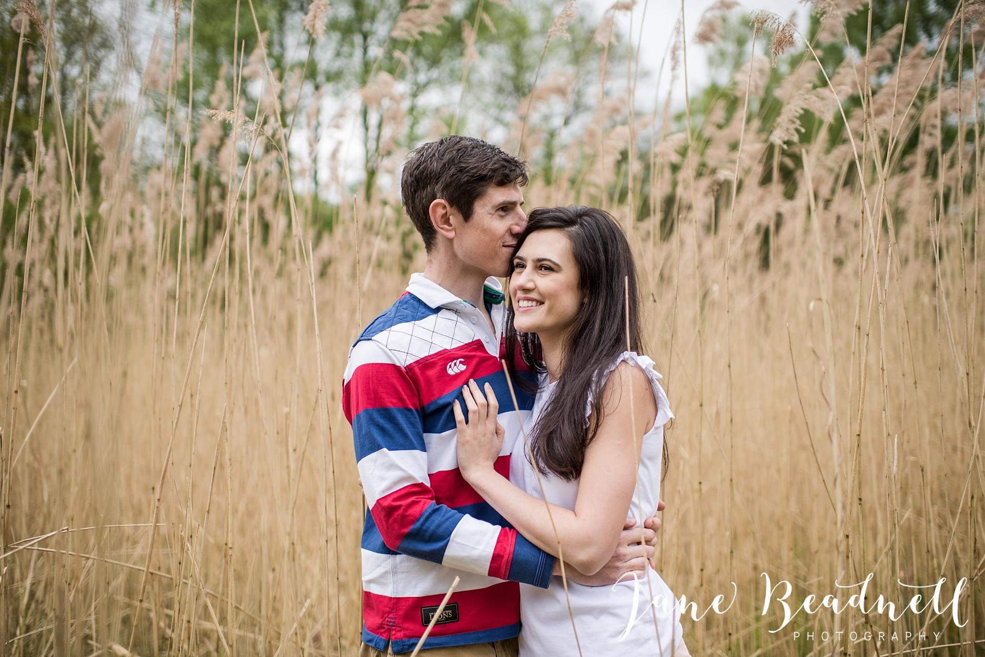 Yorkshire Sculpture Park Engagement Shoot Leeds wedding photographer Jane Beadnell_0060