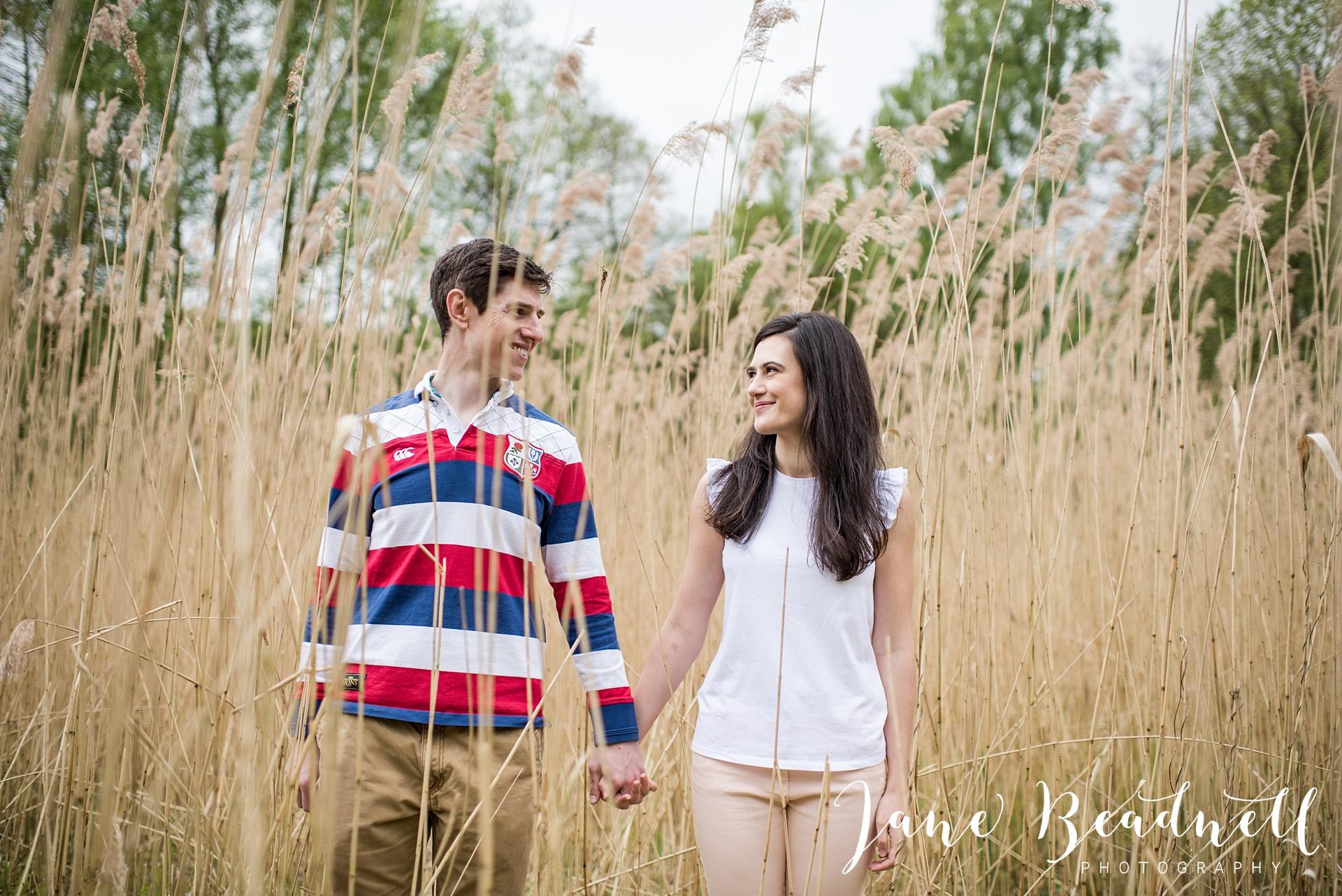 Yorkshire Sculpture Park Engagement Shoot Leeds wedding photographer Jane Beadnell_0063
