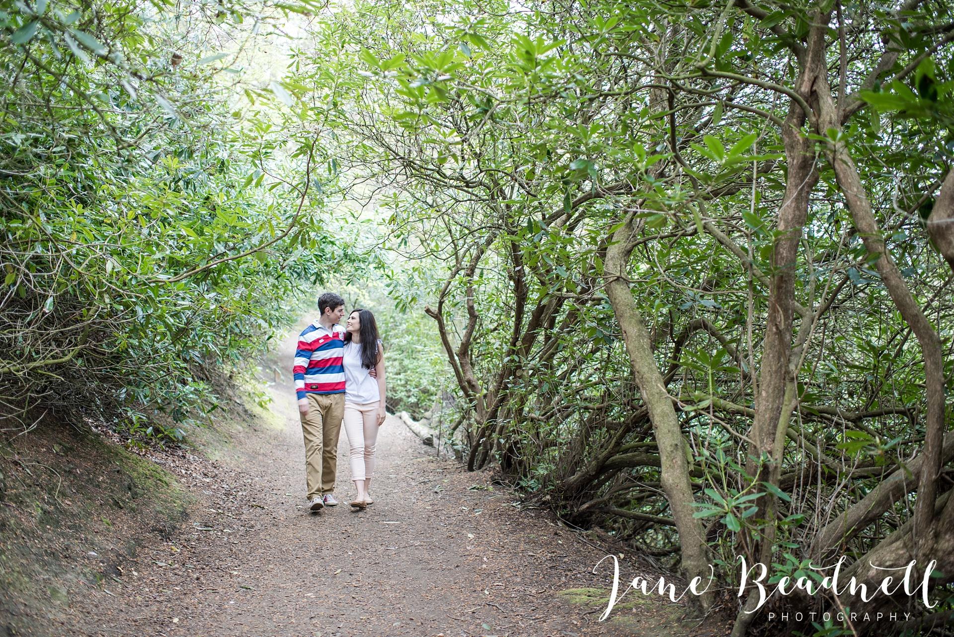 Yorkshire Sculpture Park Engagement Shoot Leeds wedding photographer Jane Beadnell_0071
